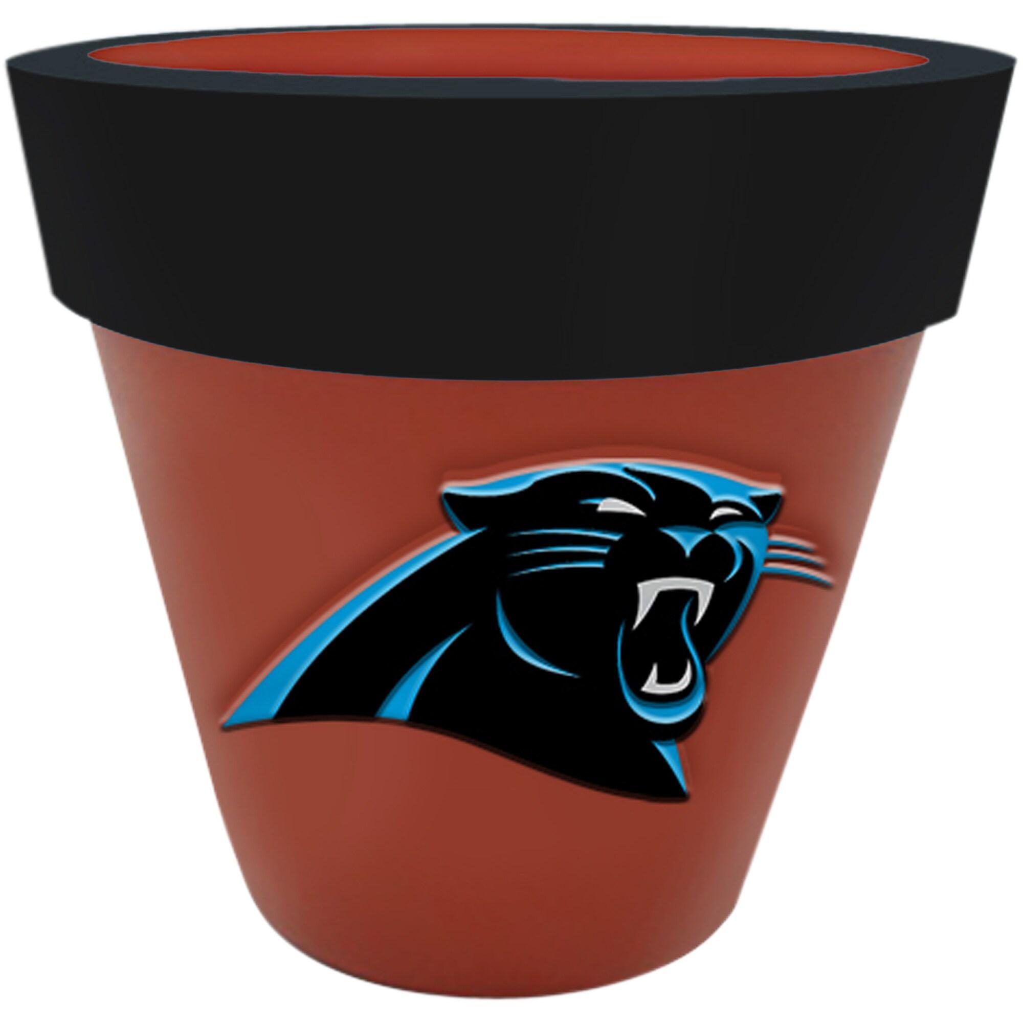 Carolina Panthers Team Planter Flower Pot