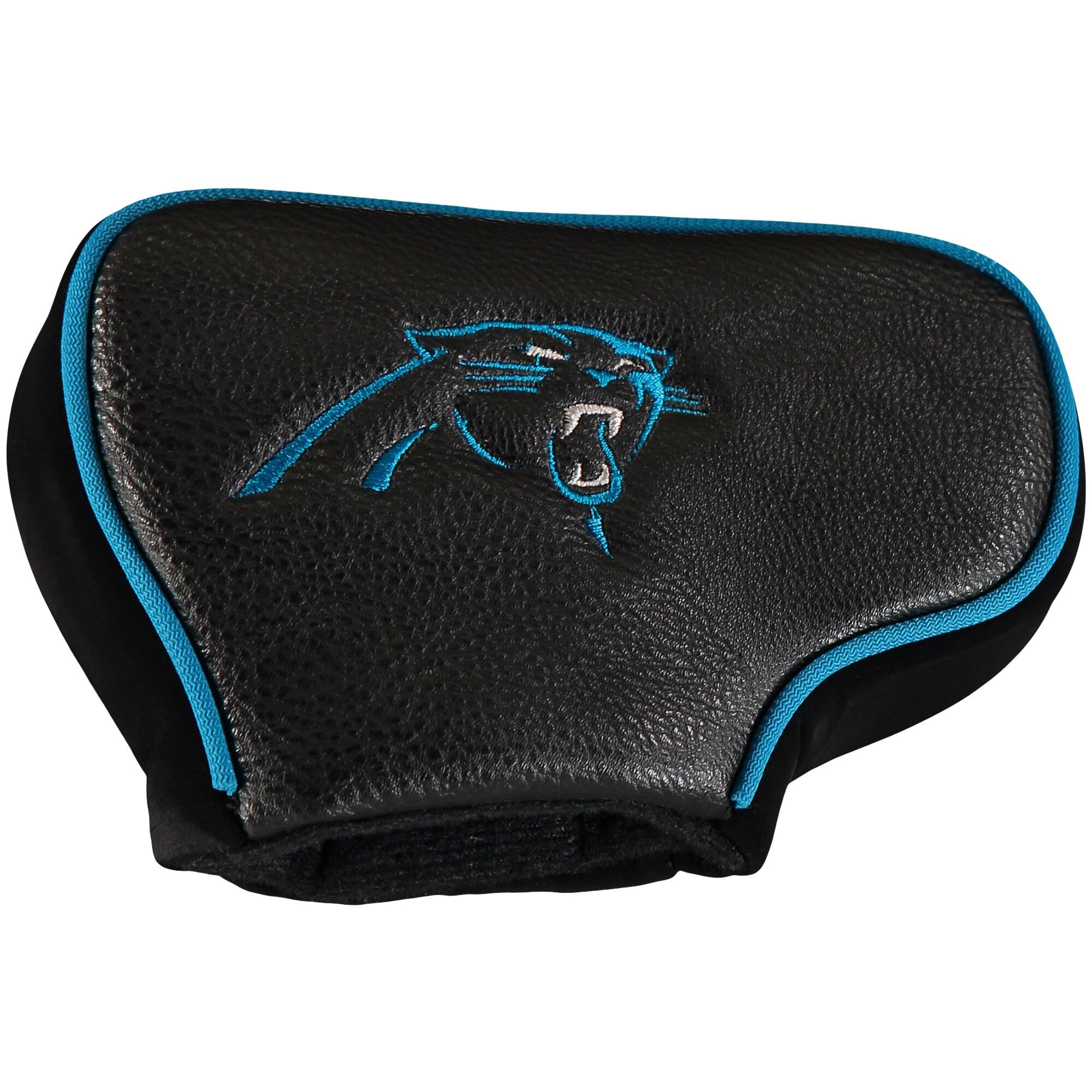 Carolina Panthers Golf Blade Putter Cover