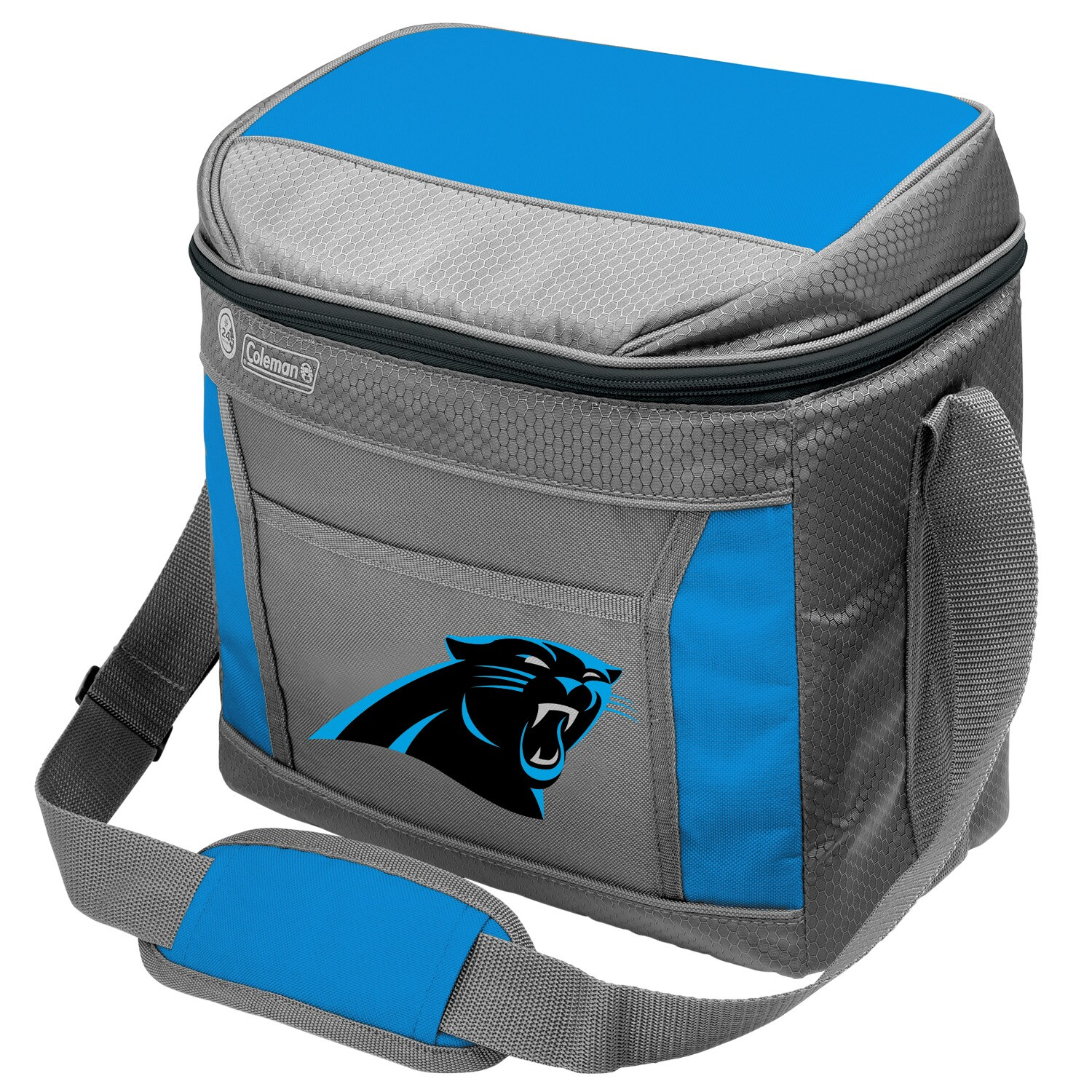 Carolina Panthers Coleman 16-Can 24-Hour Soft-Sided Cooler