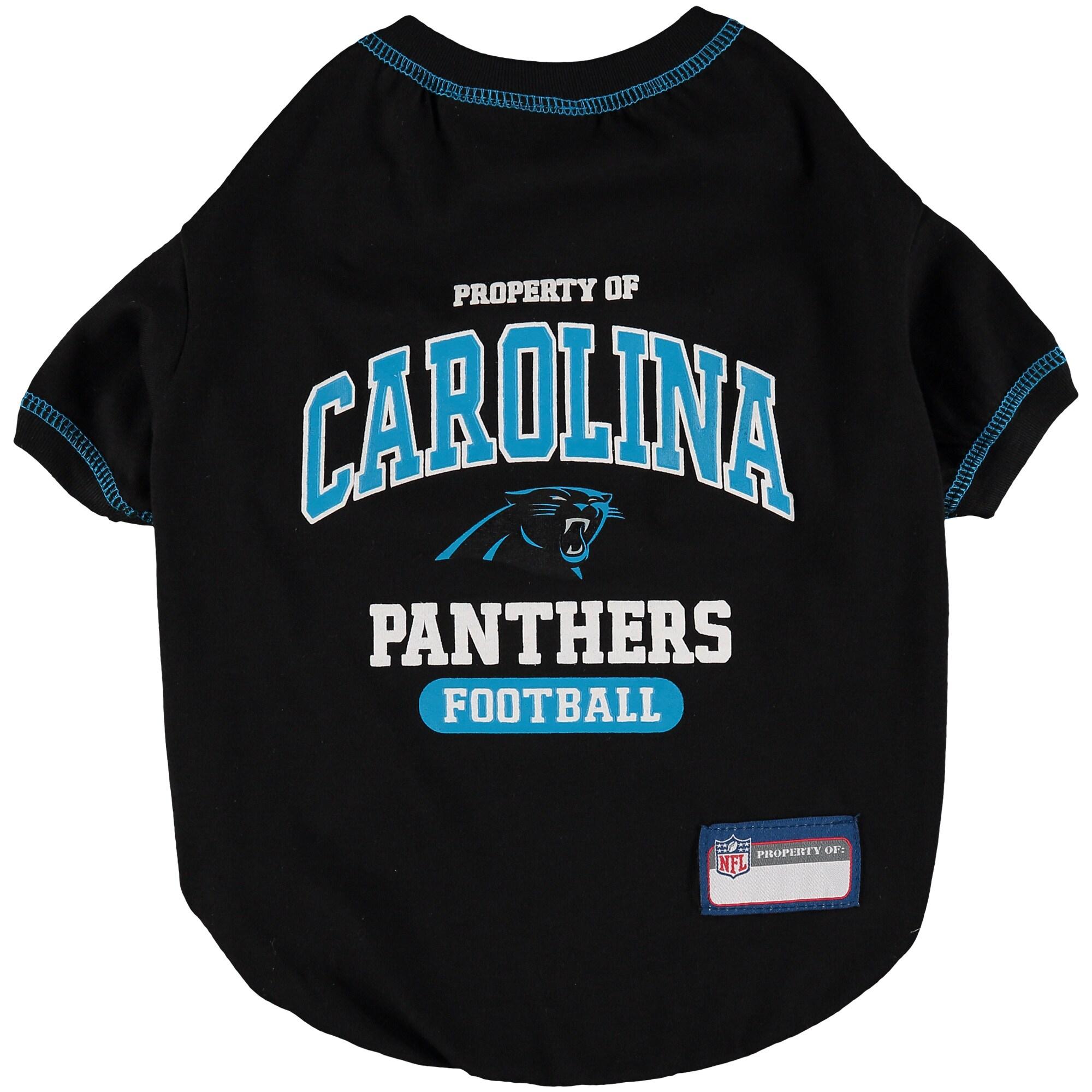Carolina Panthers Pet T-Shirt