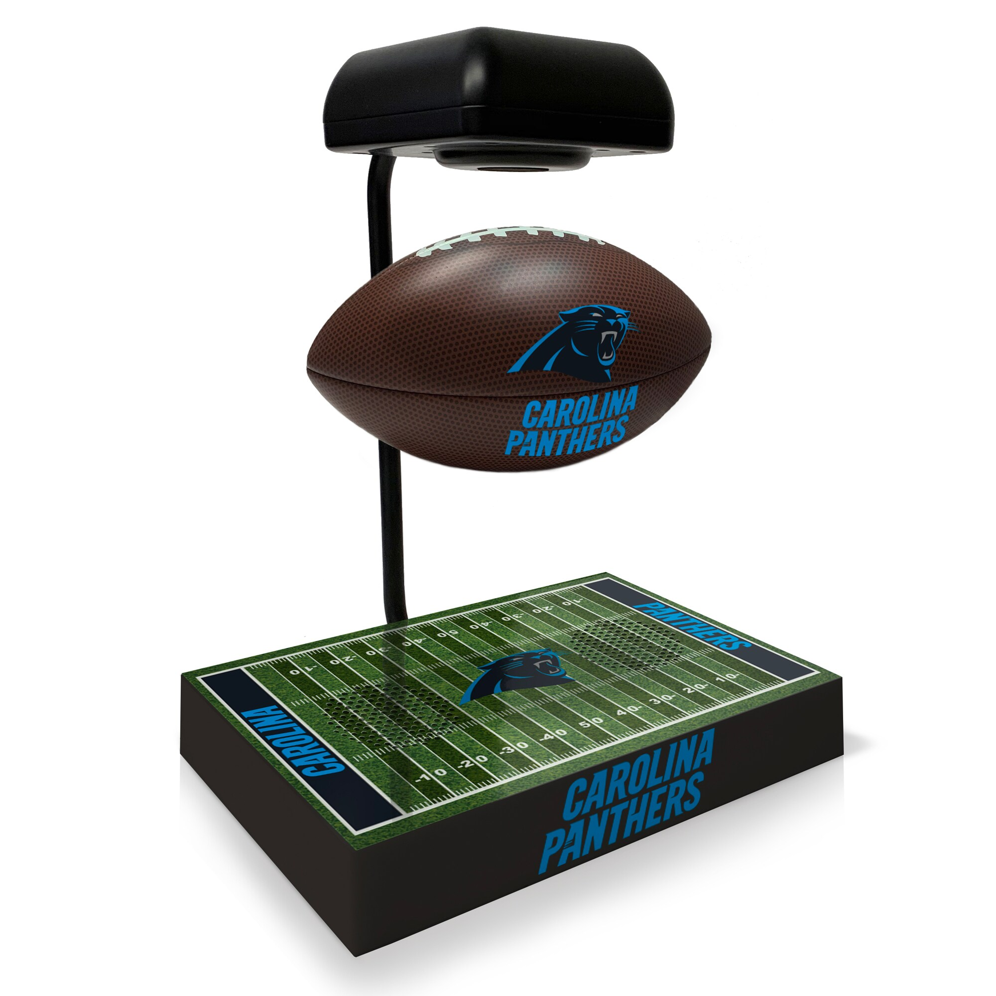 Carolina Panthers Hover Football With Bluetooth Speaker