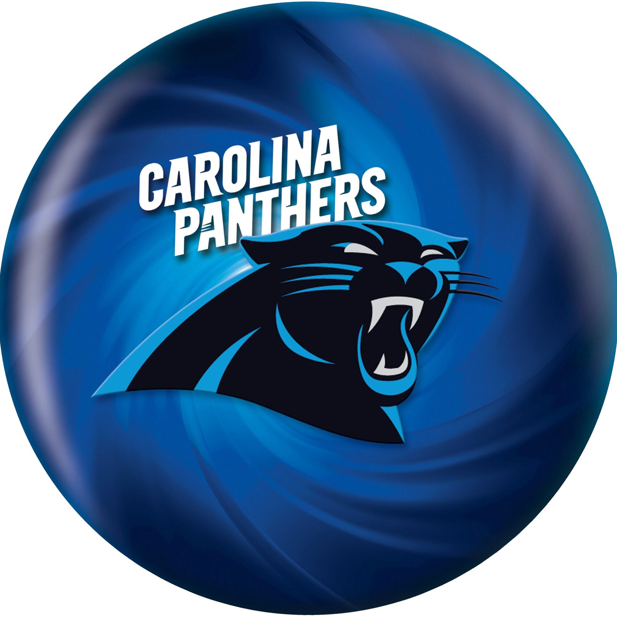 Carolina Panthers Bowling Ball