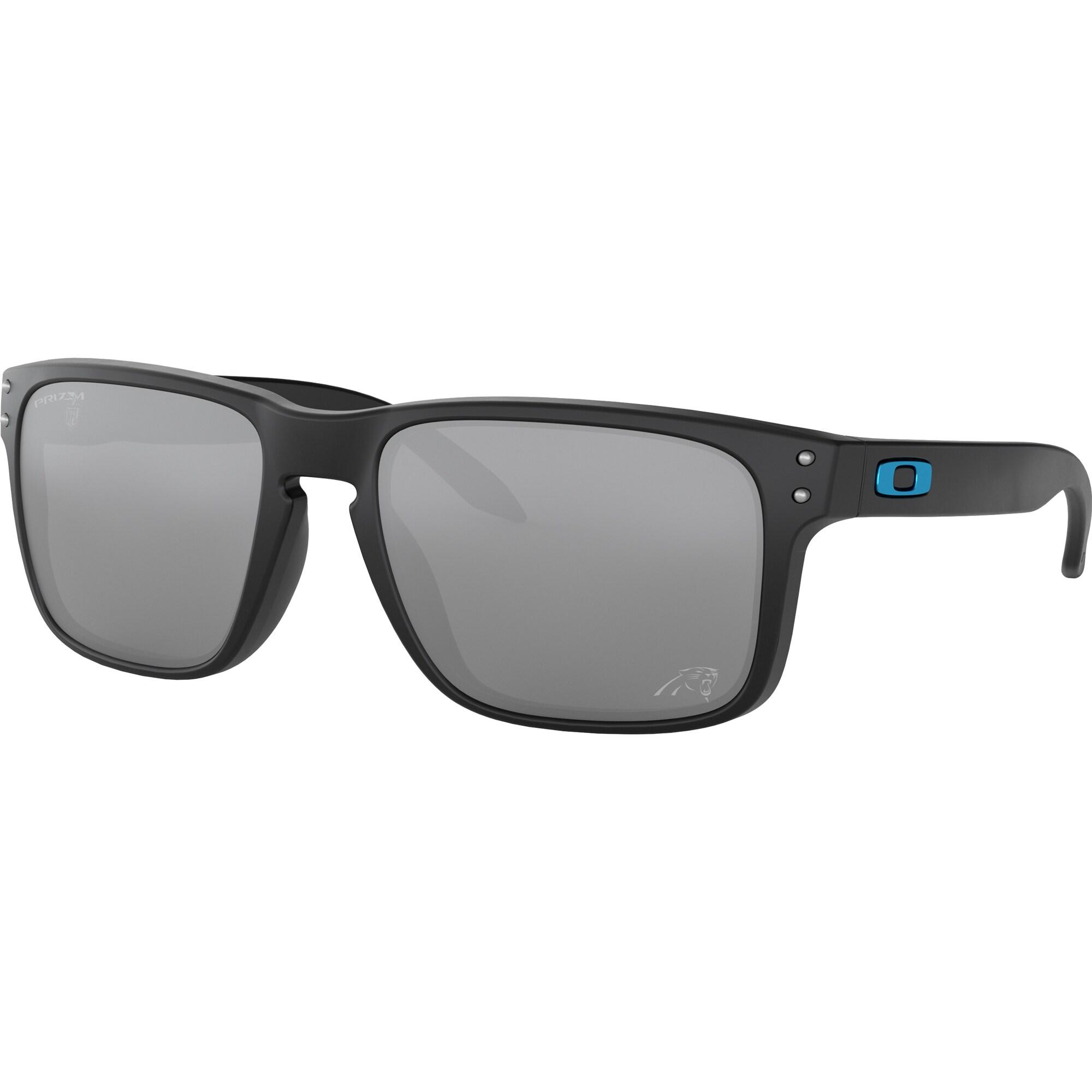 Carolina Panthers Oakley Holbrook Sunglasses