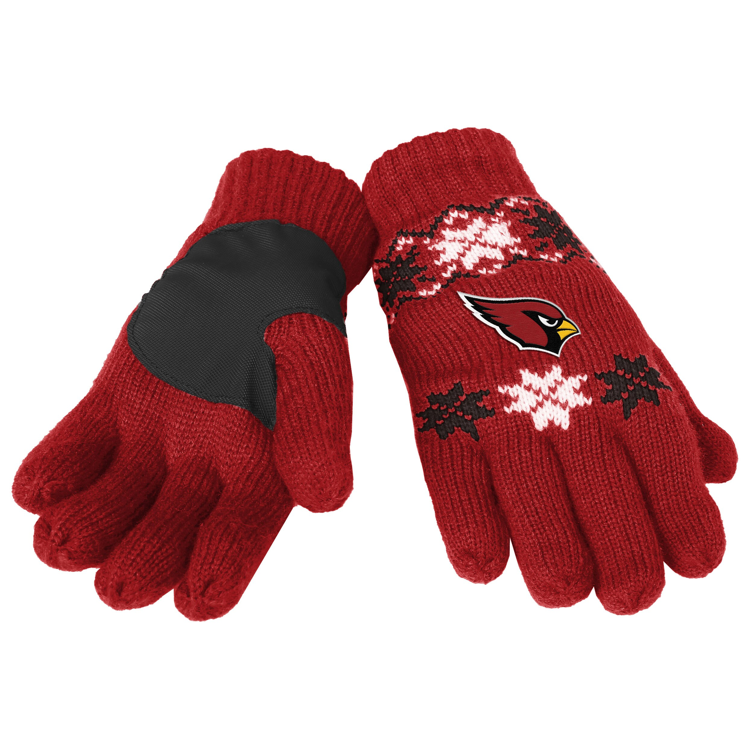 Arizona Cardinals Lodge Gloves