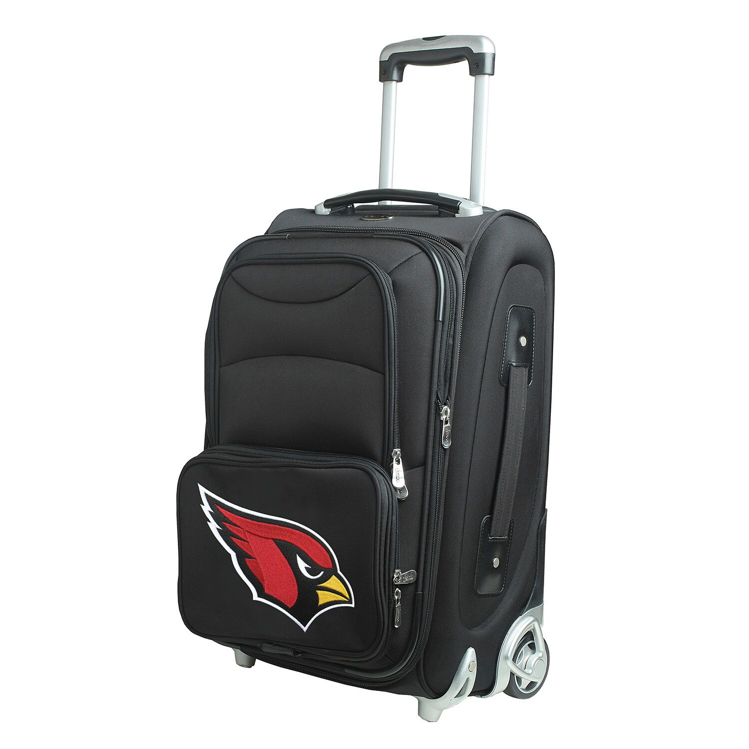 "Arizona Cardinals 21"" Rolling Carry-On Suitcase"
