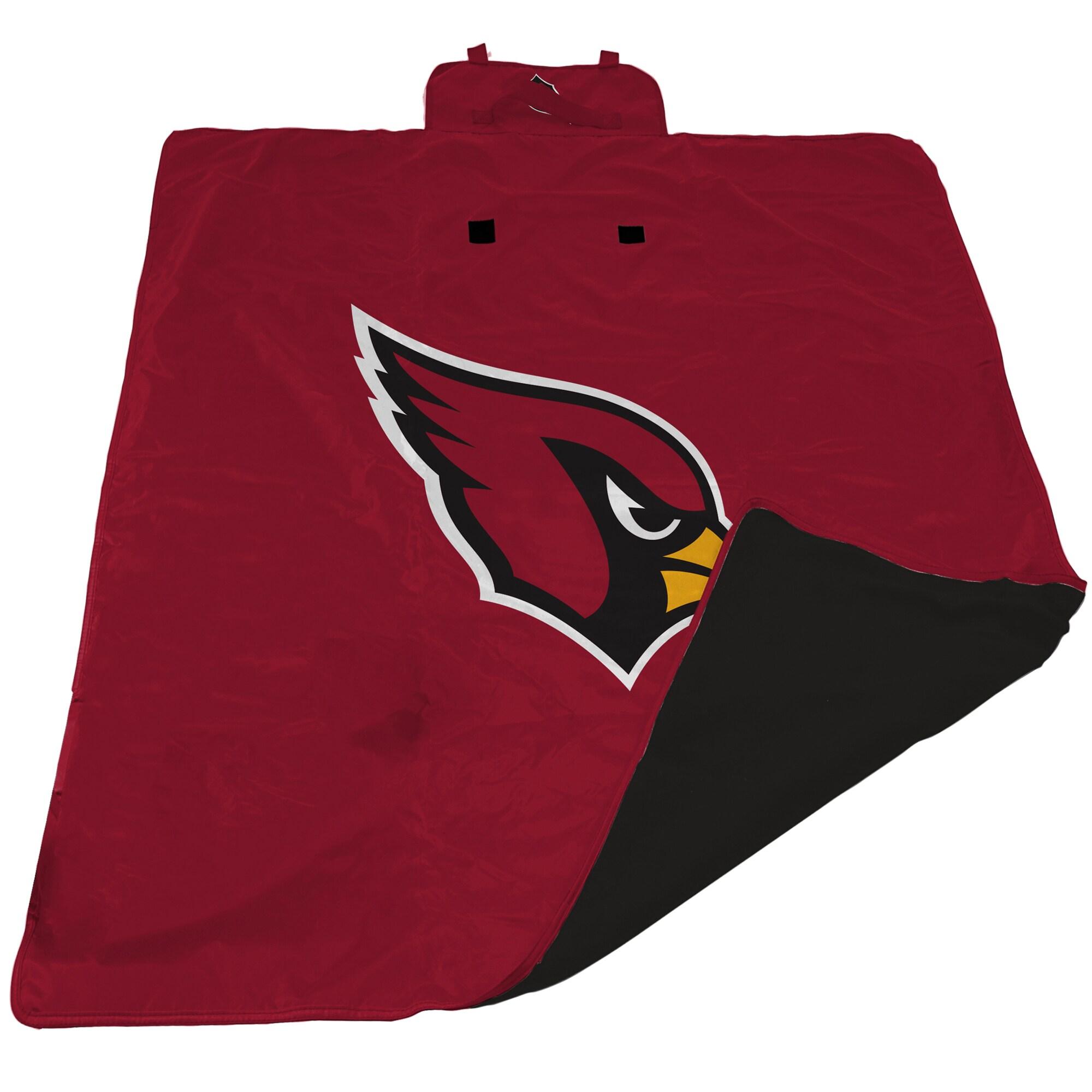 Arizona Cardinals 60'' x 80'' All-Weather XL Outdoor Blanket - Cardinal