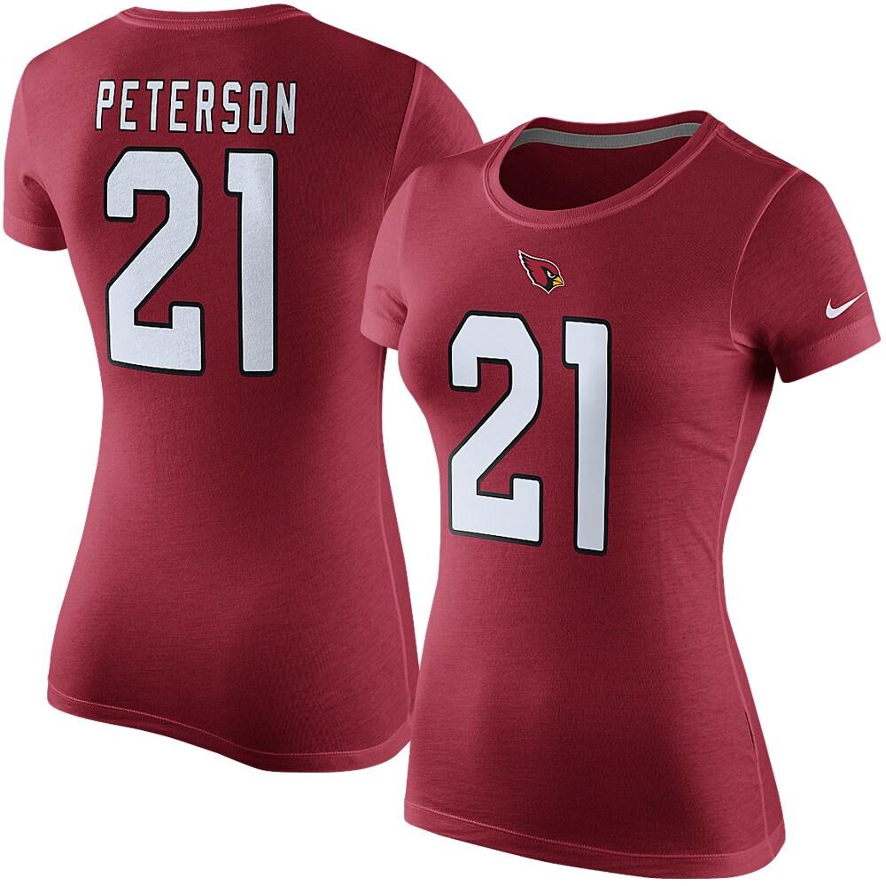 Patrick Peterson Arizona Cardinals Nike Women's Player Name & Number T-Shirt - Cardinal