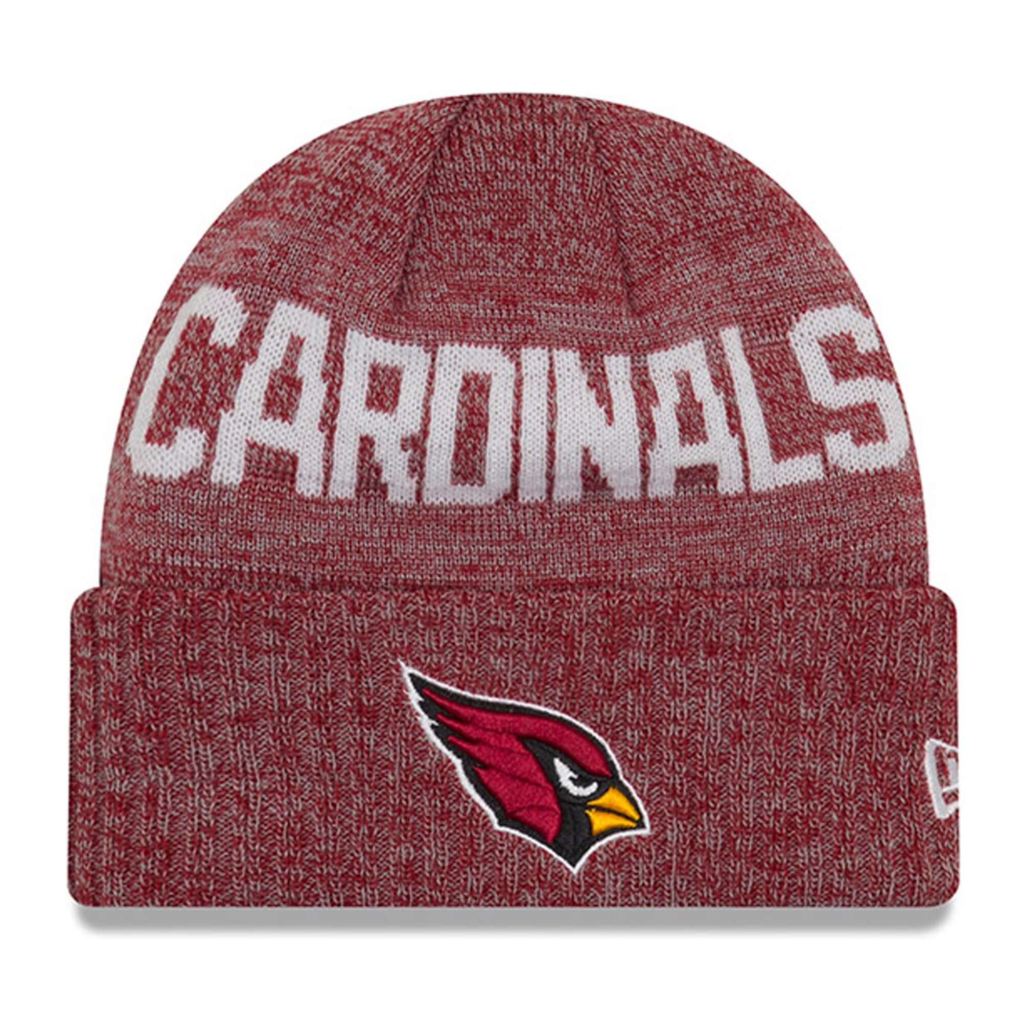 Arizona Cardinals New Era Preschool & Toddler Crisp Color Knit Cuffed Hat - Cardinal