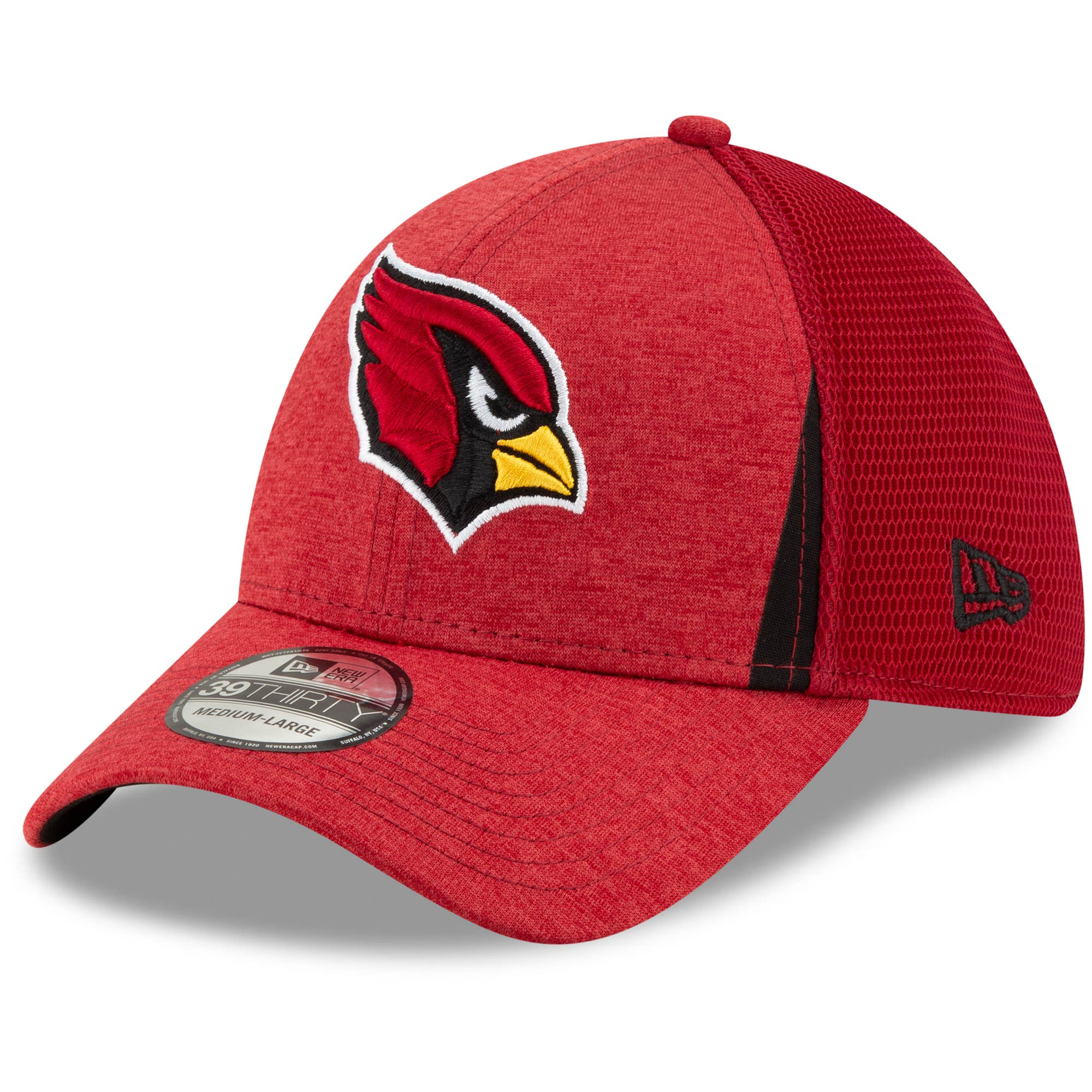 Arizona Cardinals New Era Slice Neo 39THIRTY Flex Hat - Cardinal