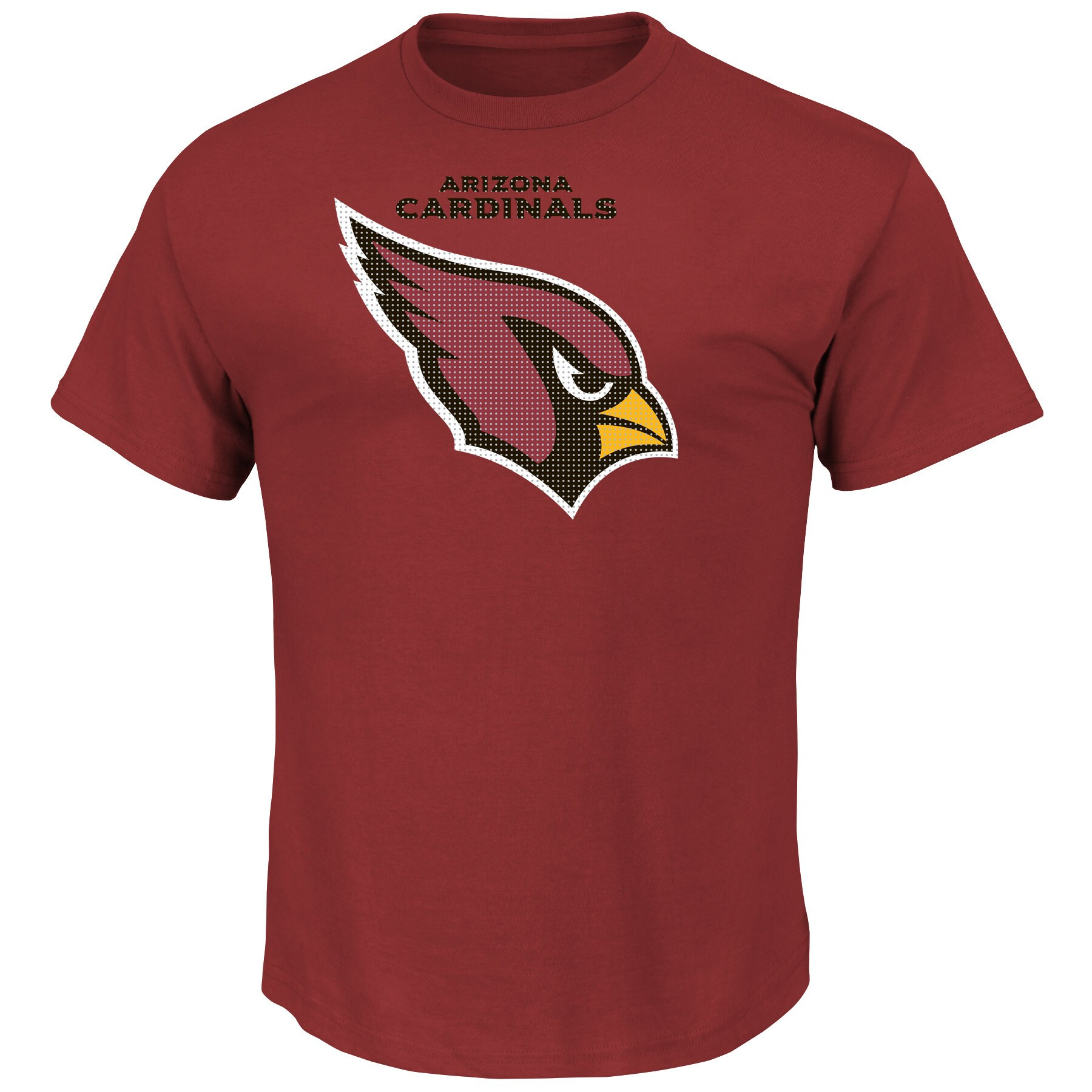 Arizona Cardinals Majestic Big & Tall Critcal Victory II T-Shirt - Cardinal