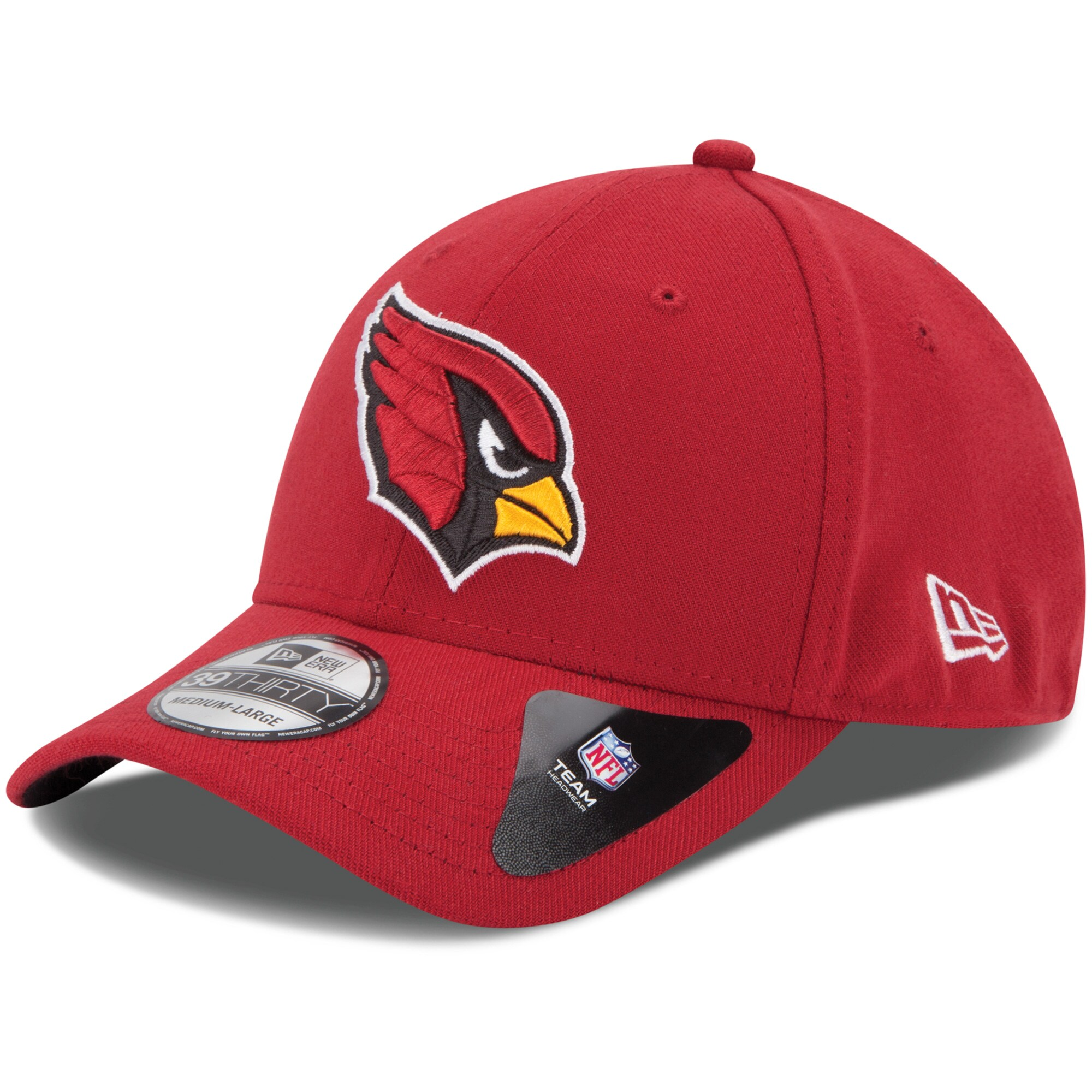 Arizona Cardinals New Era Youth Team Classic 39THIRTY Flex Hat - Cardinal