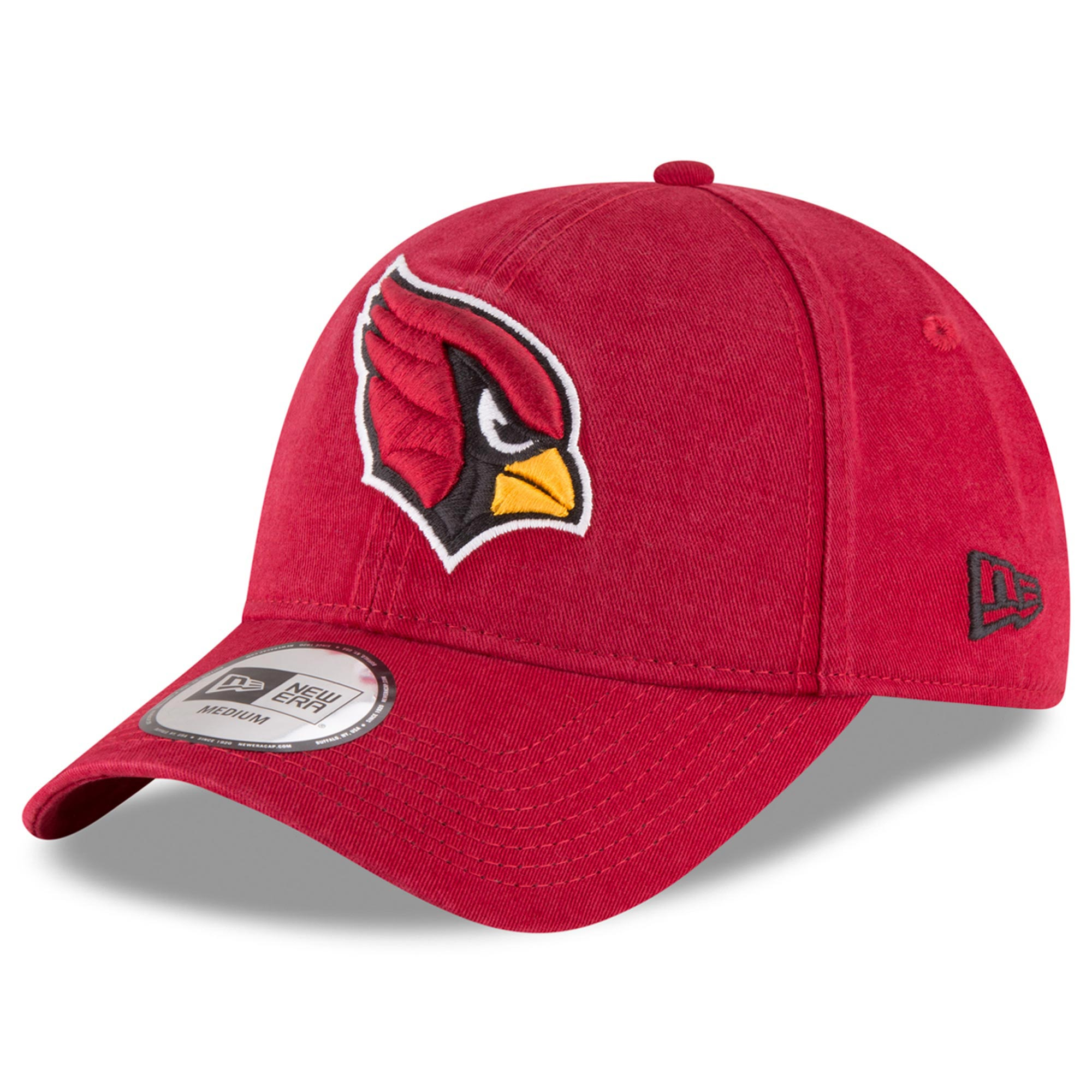 Arizona Cardinals New Era NE Core Fit 49FORTY Fitted Hat - Cardinal