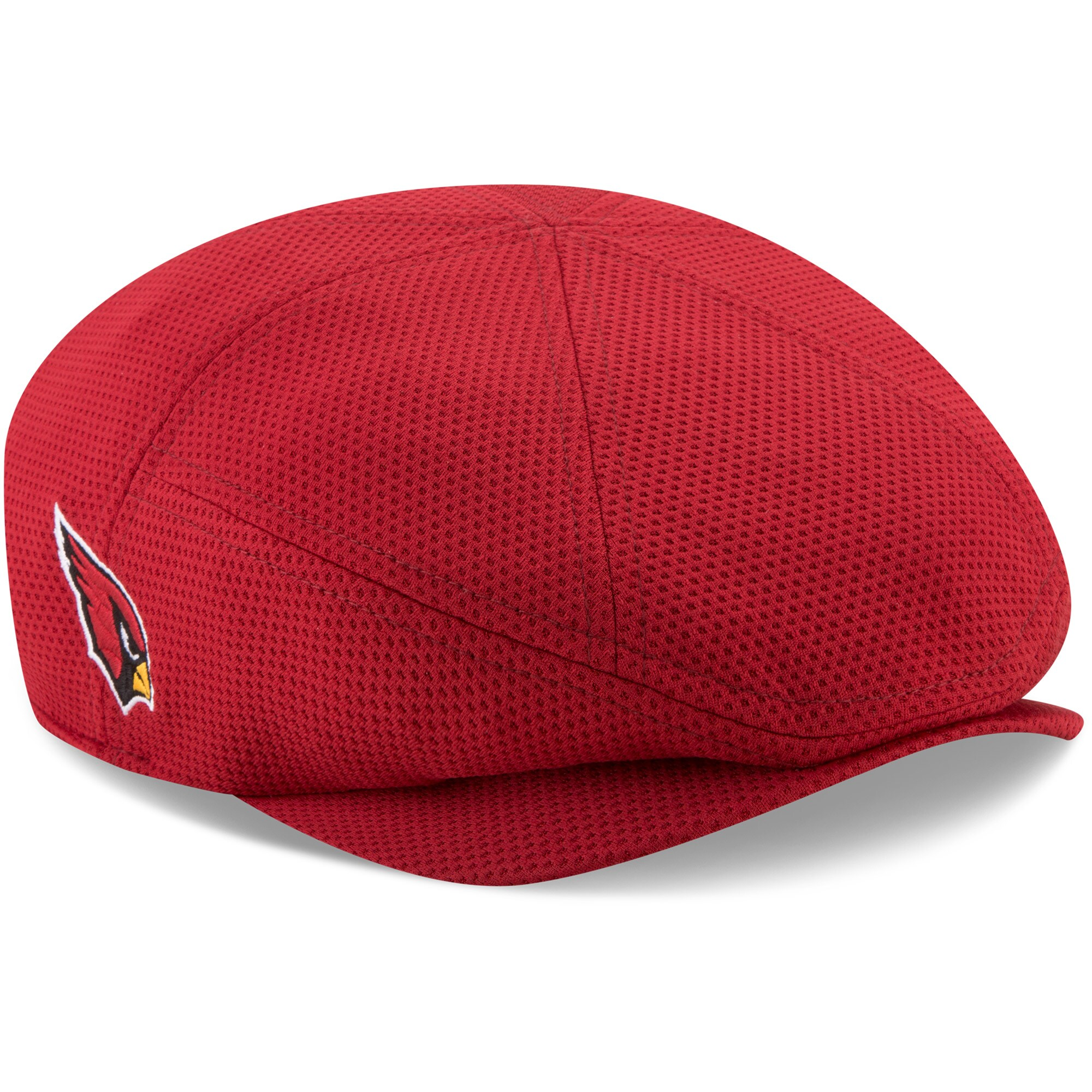 Arizona Cardinals New Era NFL Arians Training Mesh Driver Fitted Hat - Cardinal
