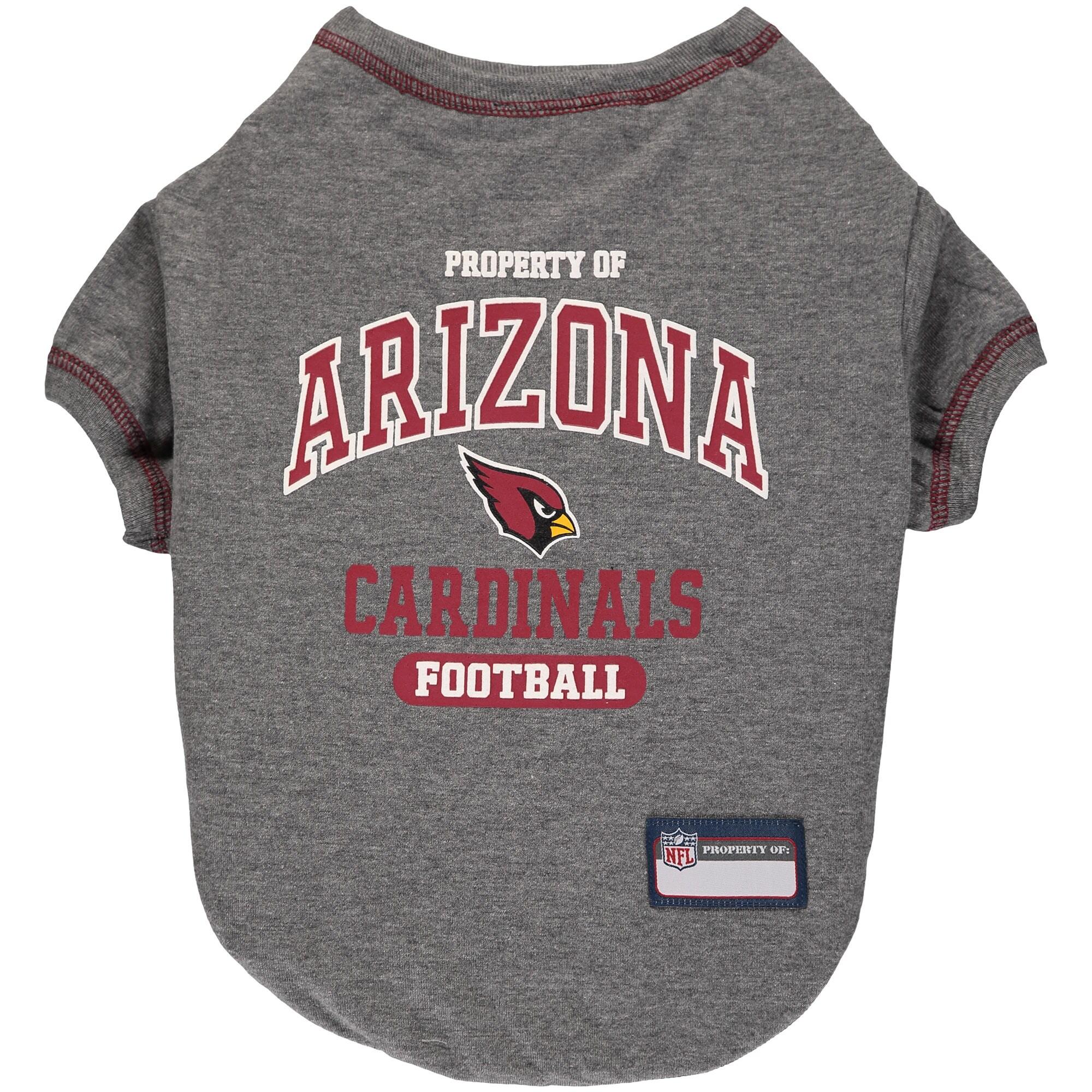 Arizona Cardinals Pet T-Shirt