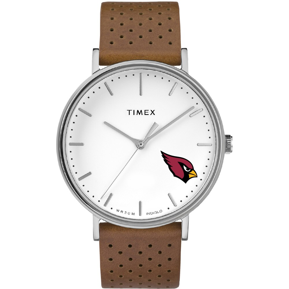 Arizona Cardinals Timex Bright Whites Tribute Collection Watch