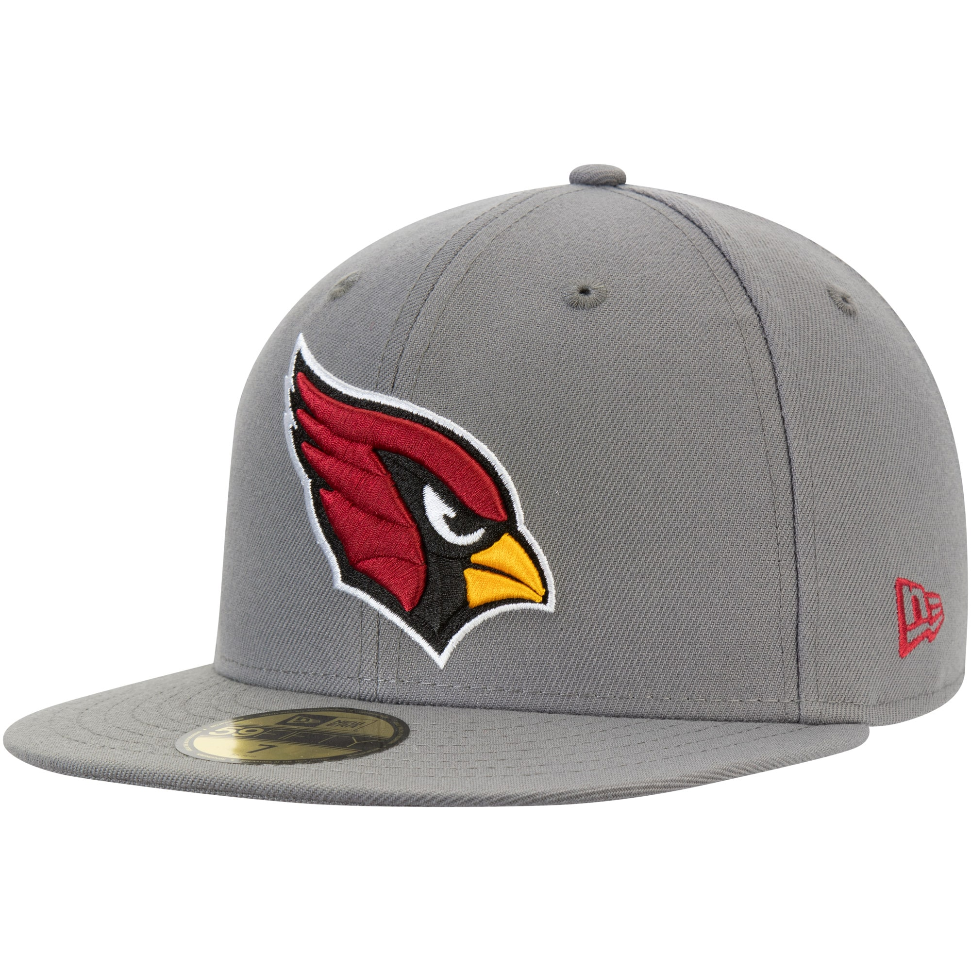 Arizona Cardinals New Era Storm 59FIFTY Fitted Hat - Graphite