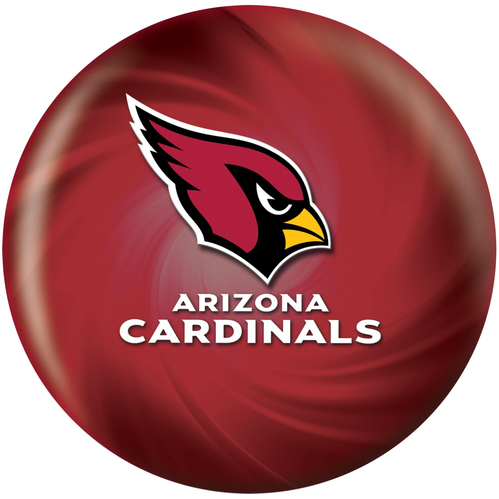 Arizona Cardinals Bowling Ball