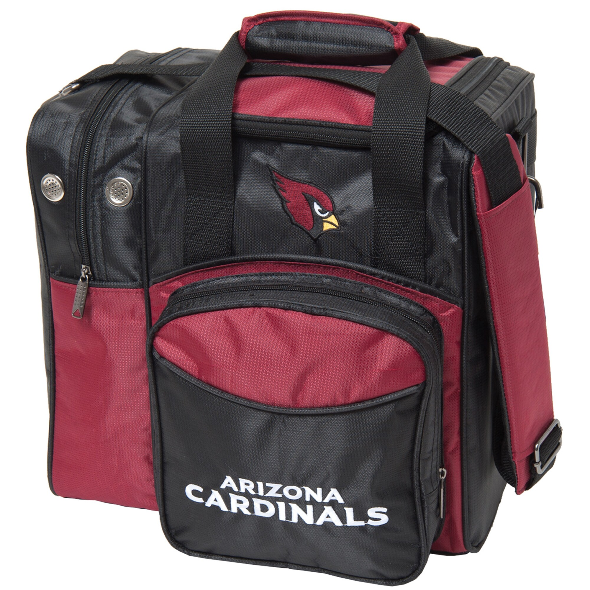 Arizona Cardinals Single Ball Bowling Tote