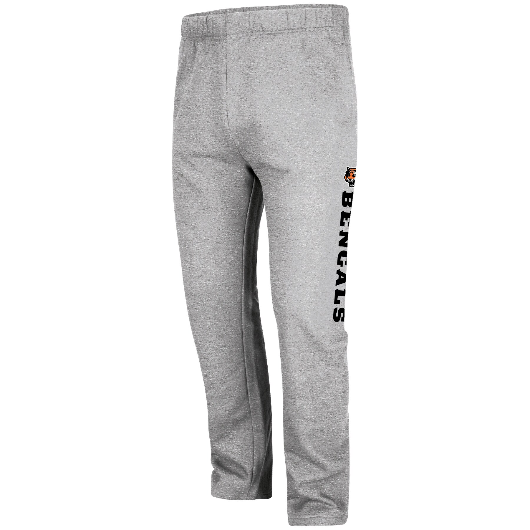 Cincinnati Bengals Majestic Big & Tall Critical Victory Pants - Heathered Gray