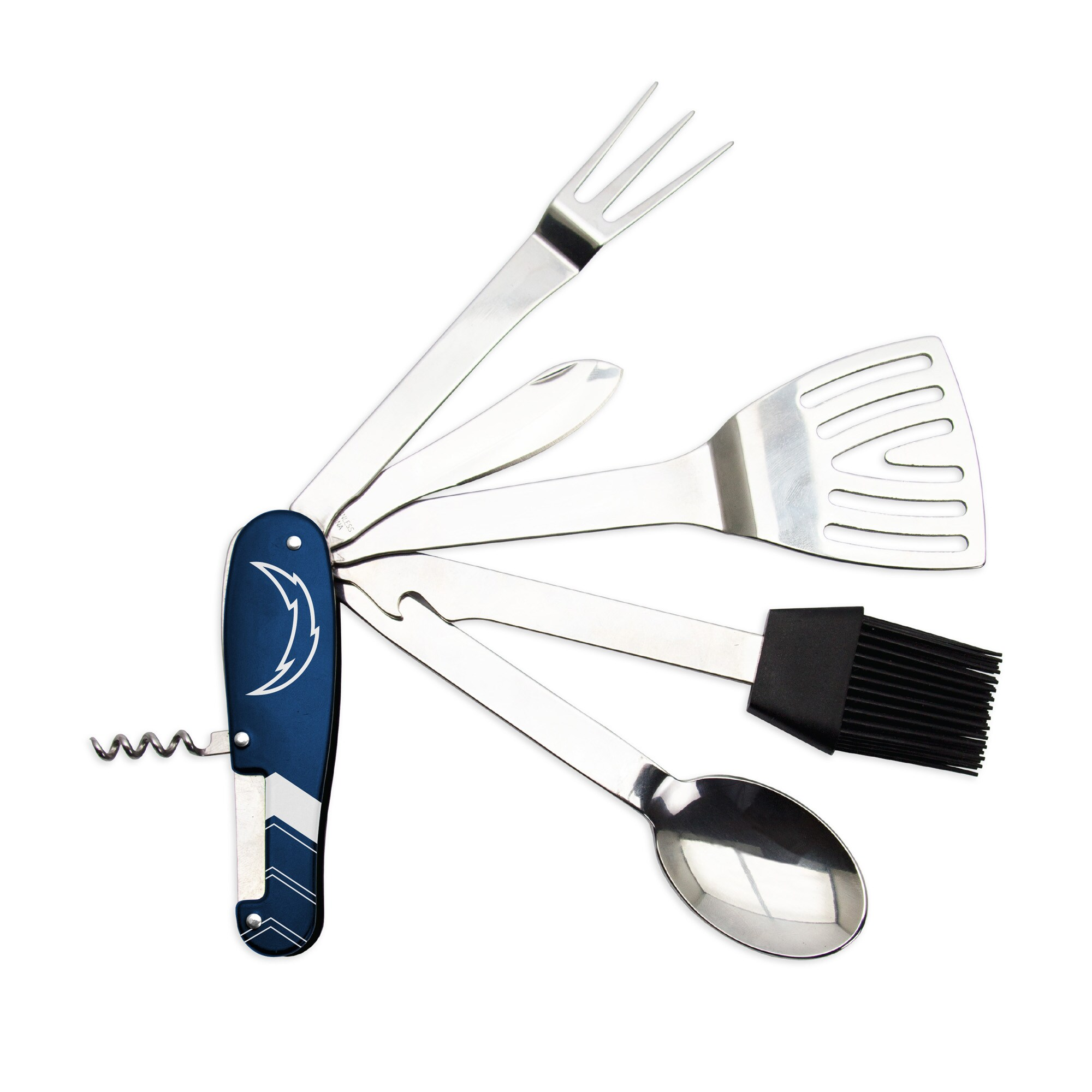 Los Angeles Chargers BBQ Multi-Tool - Blue
