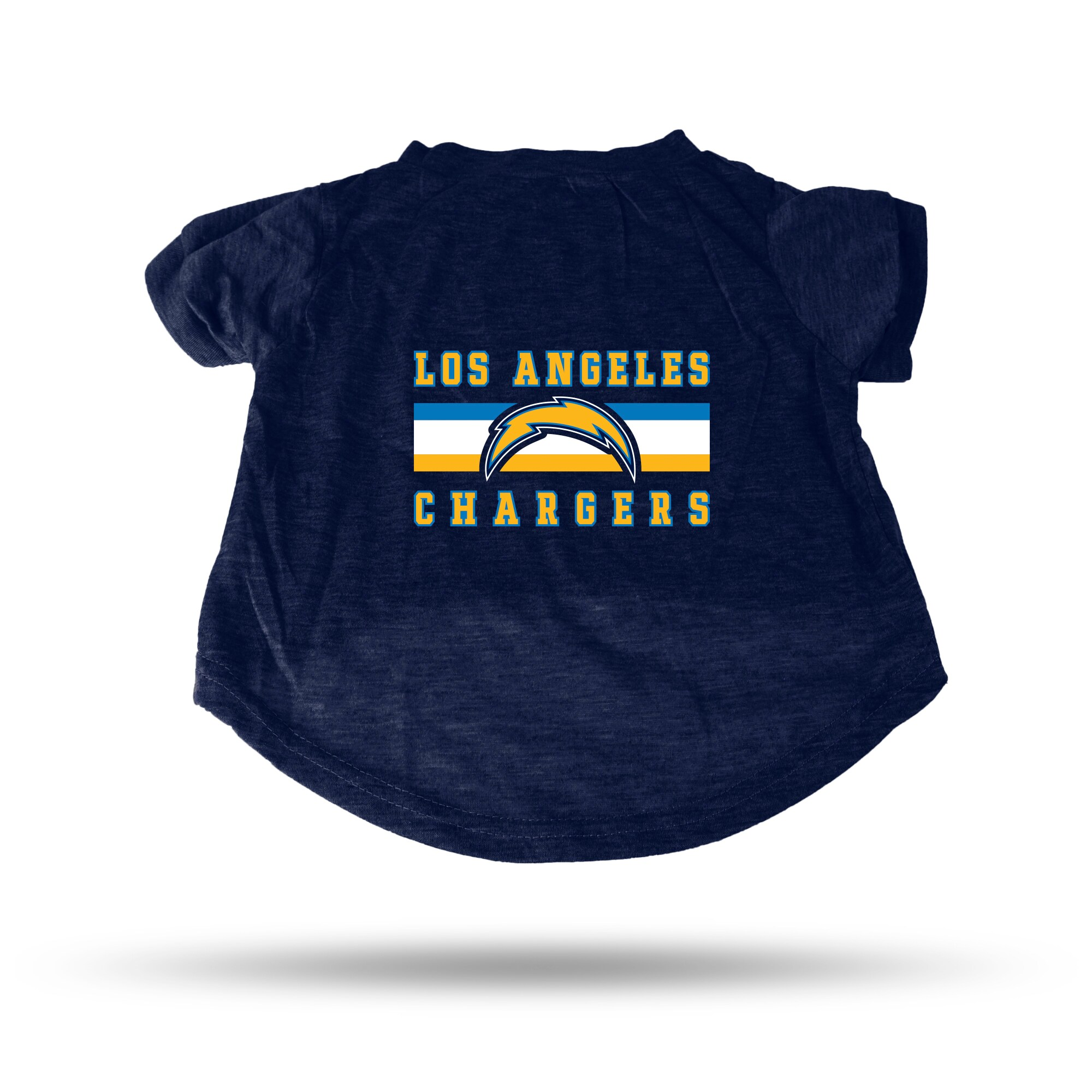 Los Angeles Chargers Sparo Pet T-Shirt - Blue