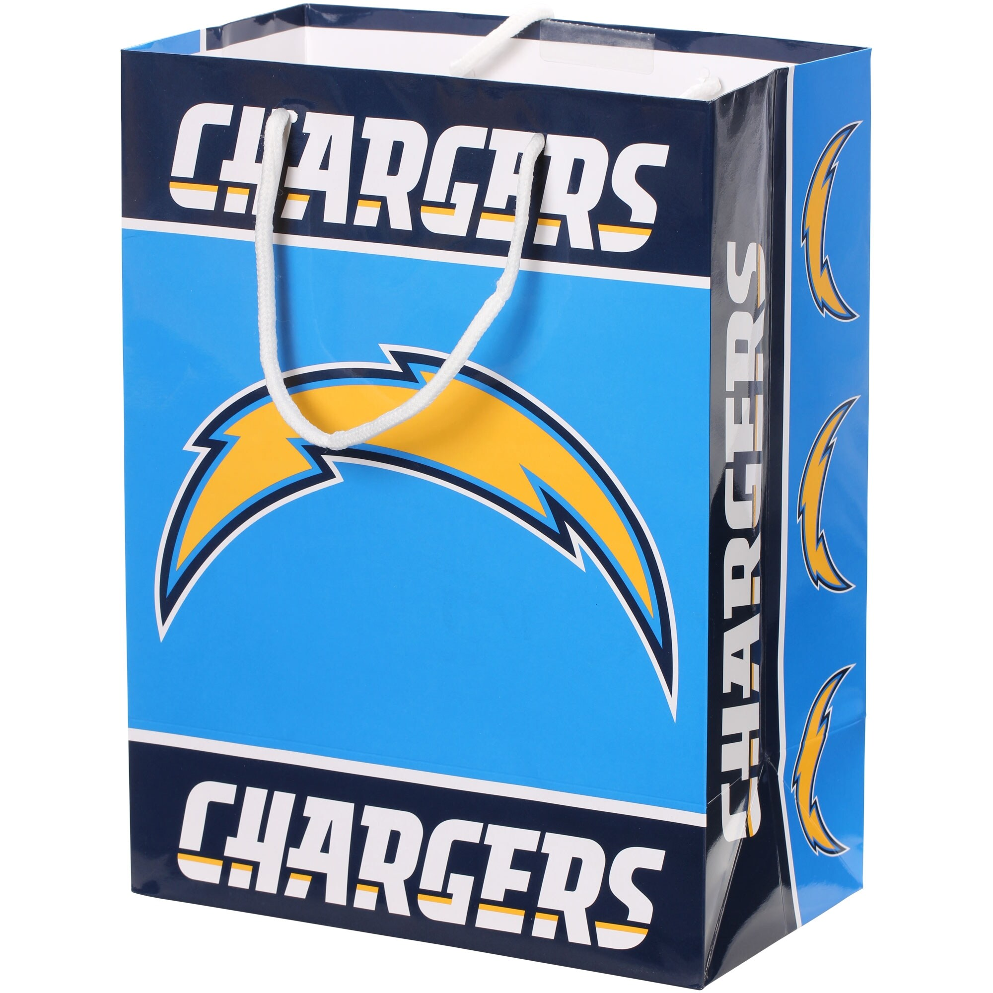 Los Angeles Chargers Gift Bag