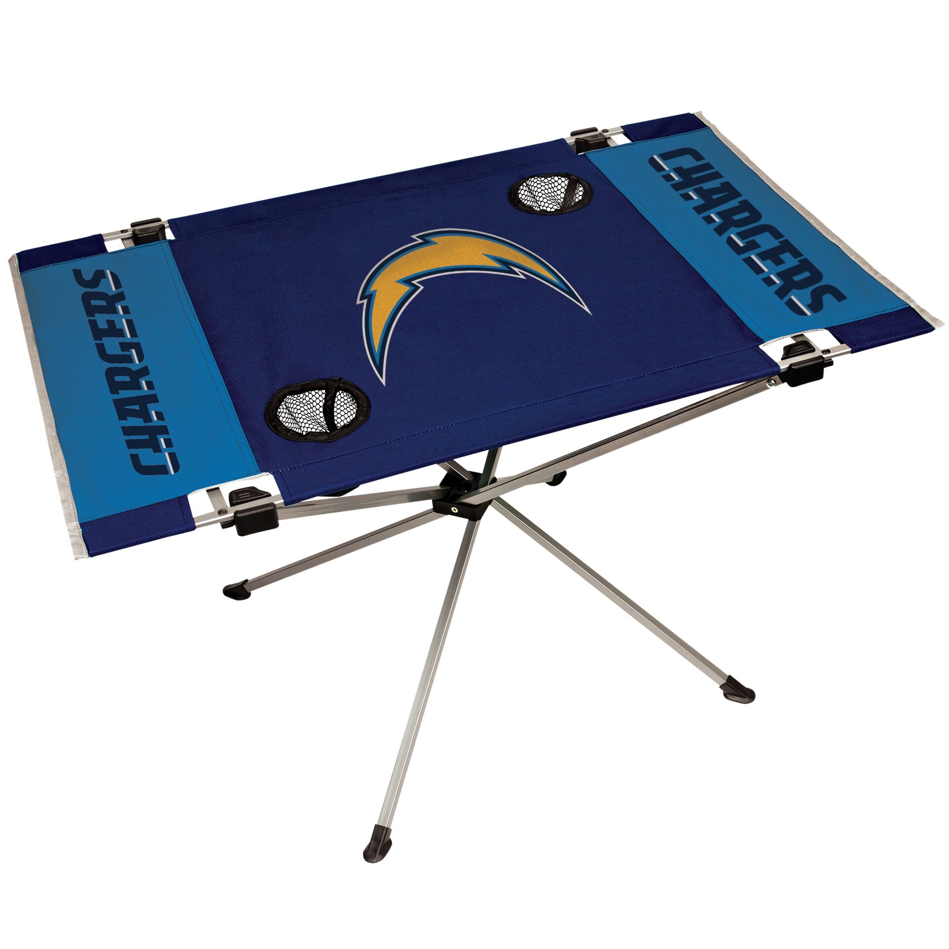 Los Angeles Chargers End Zone Table