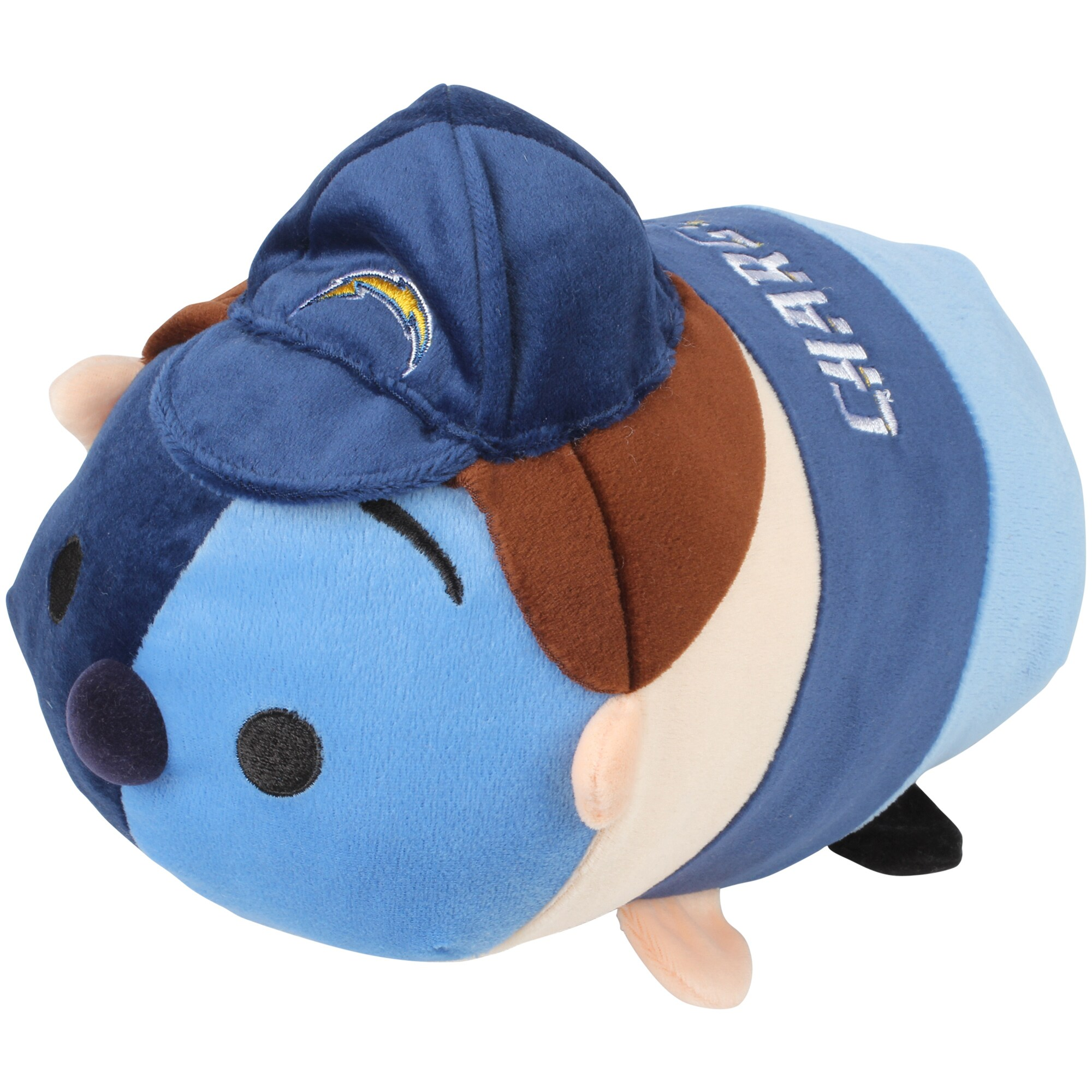 """Los Angeles Chargers 14"""" Mascot Stadium Stackers Plush Toy"""