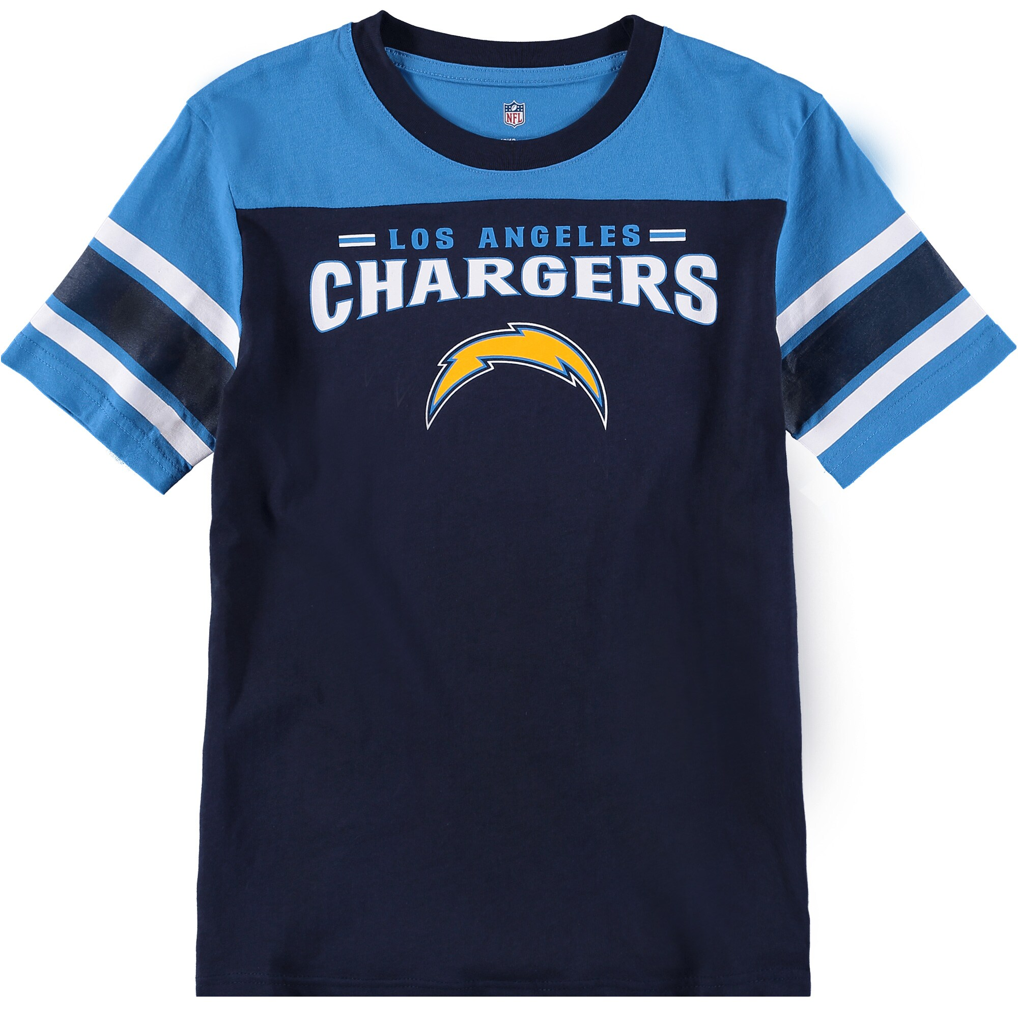 Los Angeles Chargers Youth Fan Gear Loyalty T-Shirt - Navy