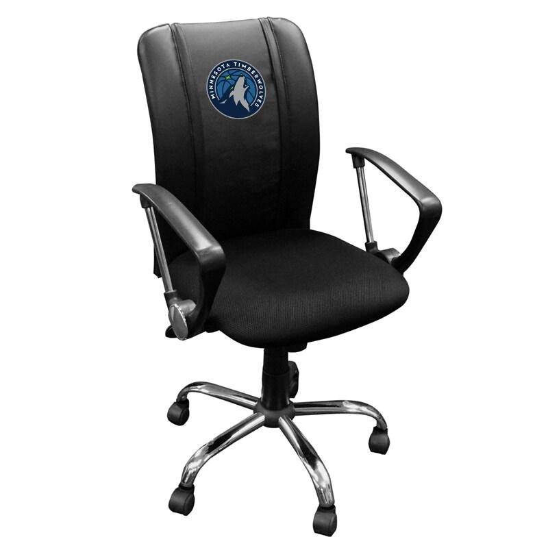 Minnesota Timberwolves DreamSeat Secondary Curve Office Chair