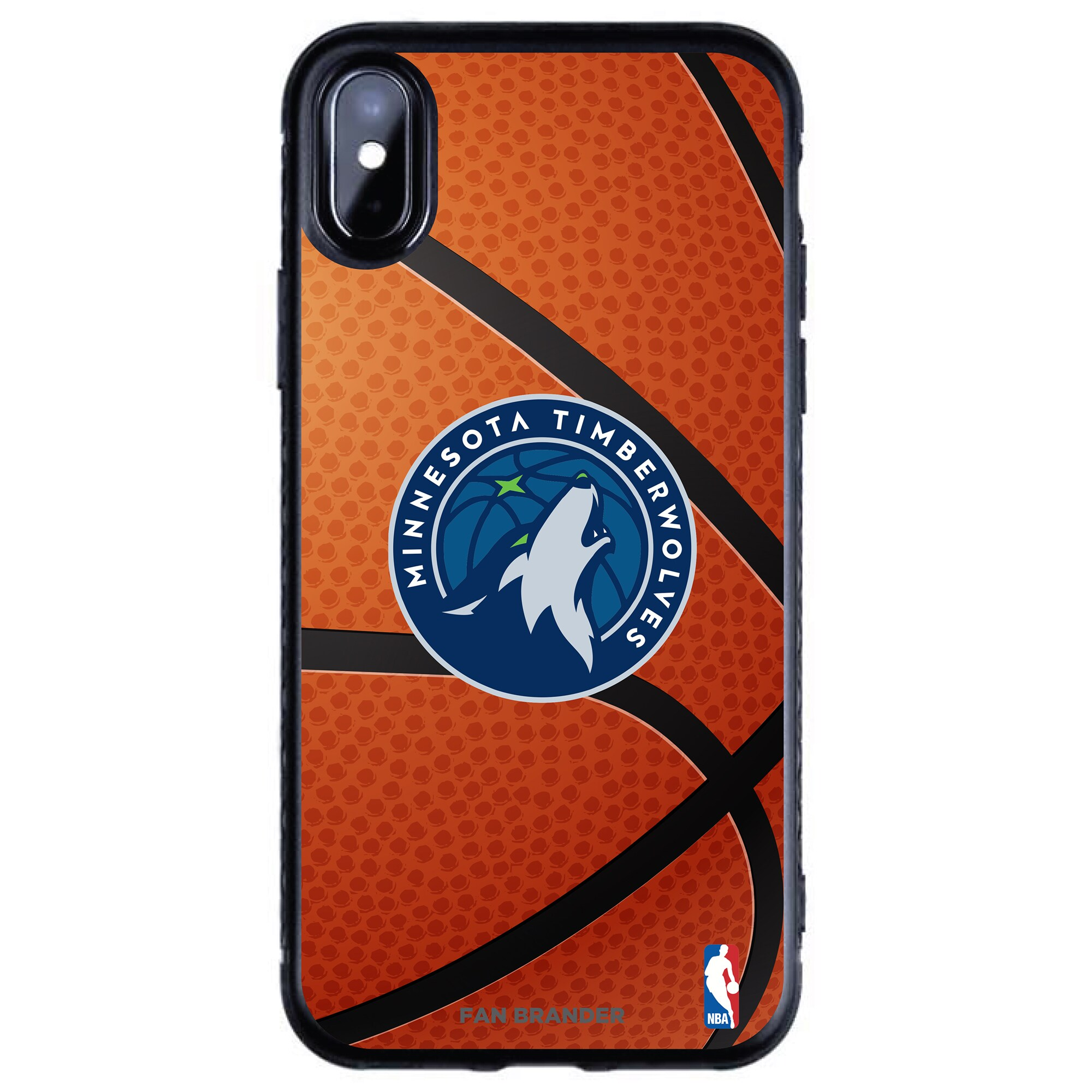 Minnesota Timberwolves Primary Mark iPhone Case