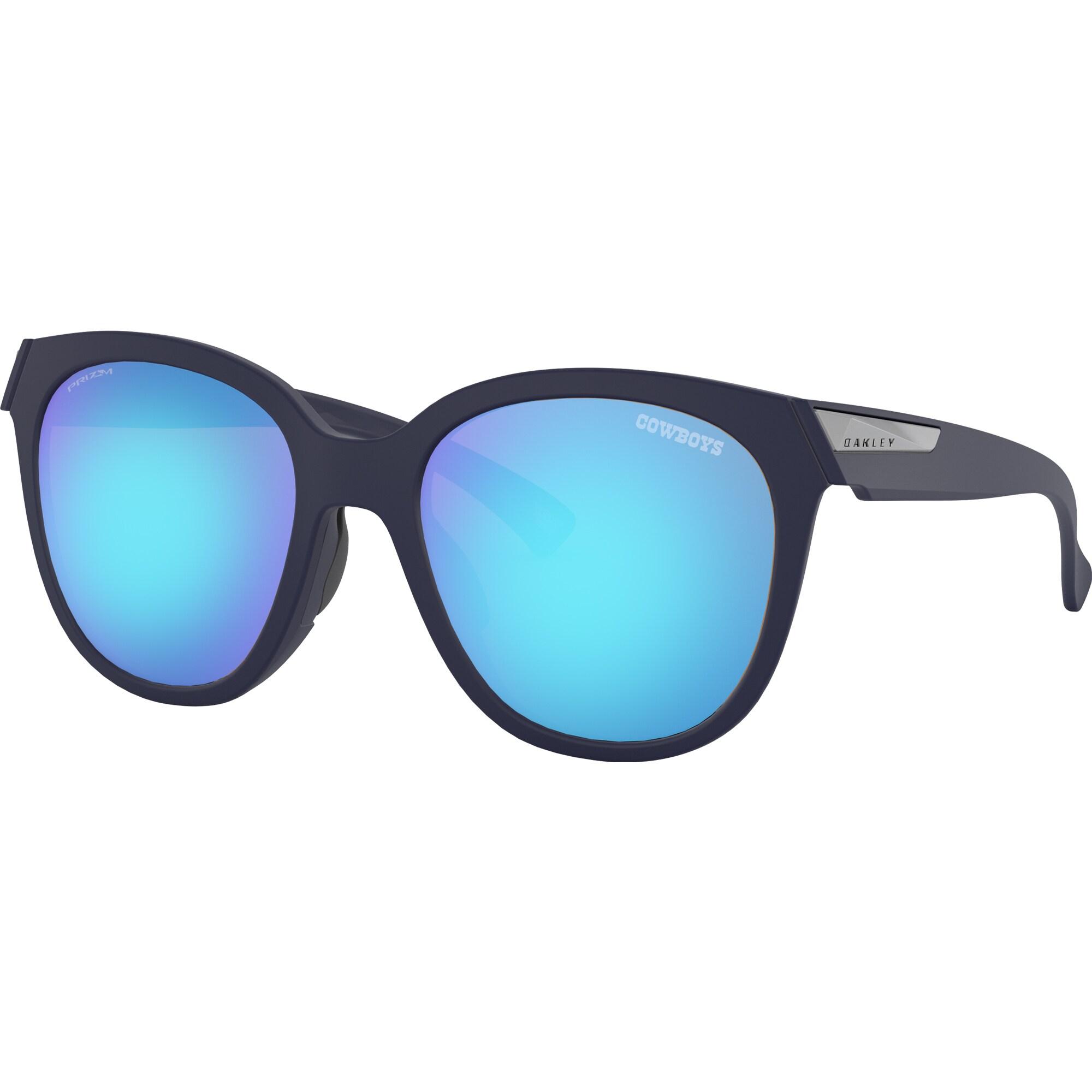 Dallas Cowboys Oakley Women's Low Key Sunglasses