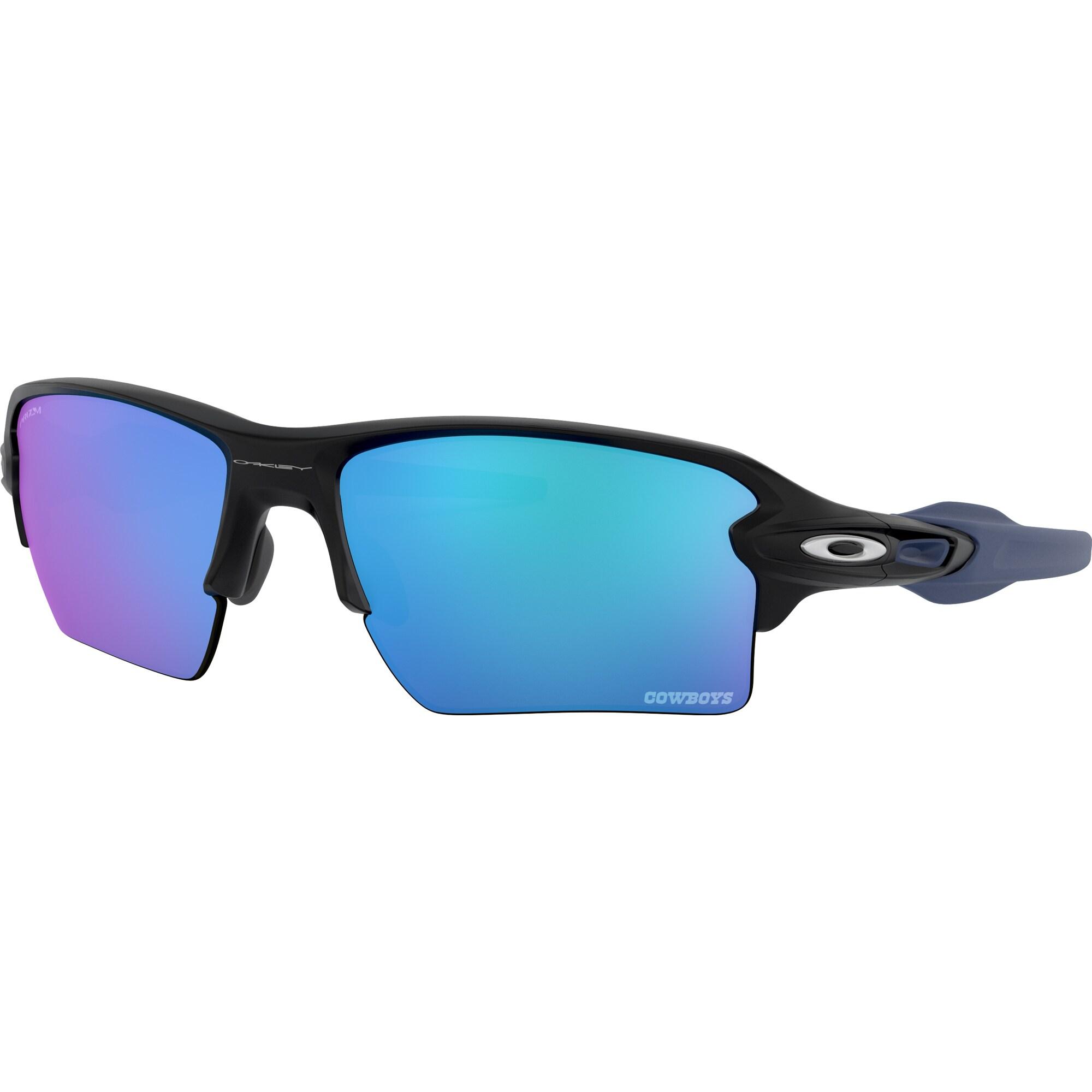 Dallas Cowboys Oakley Flak 2.0 XL Sunglasses