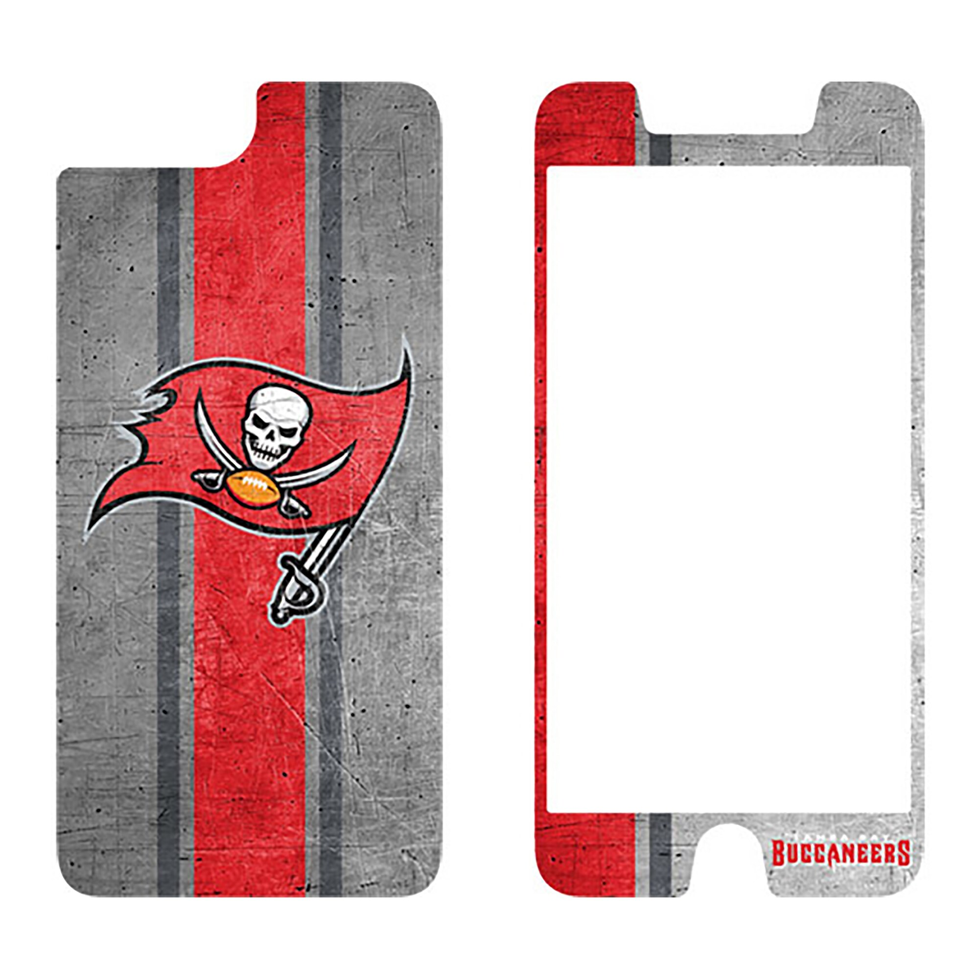 Tampa Bay Buccaneers OtterBox iPhone 8 Plus/7 Plus/6 Plus/6s Plus Alpha Glass Screen Protector