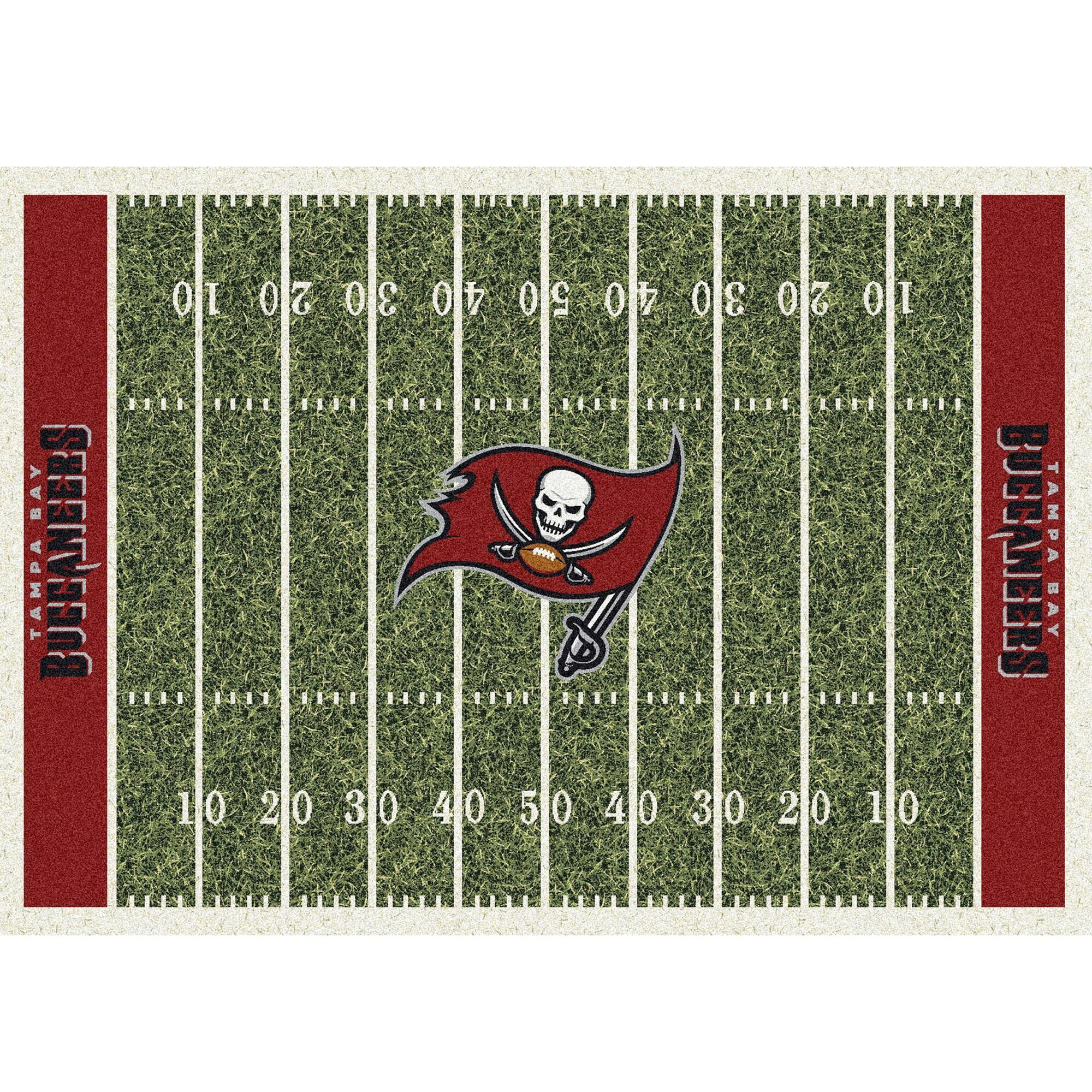 Tampa Bay Buccaneers Imperial 6' x 8' Homefield Rug