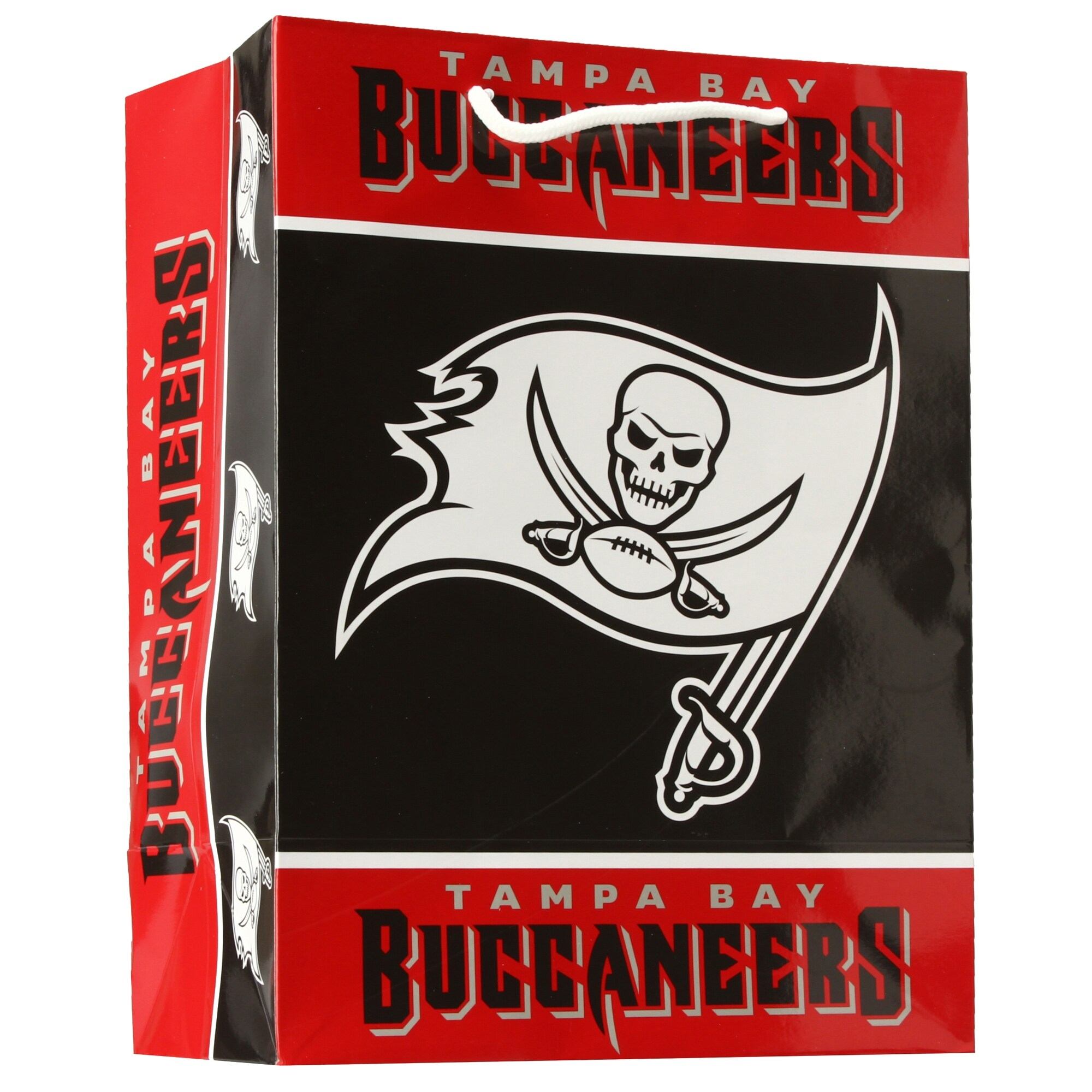 Tampa Bay Buccaneers Gift Bag