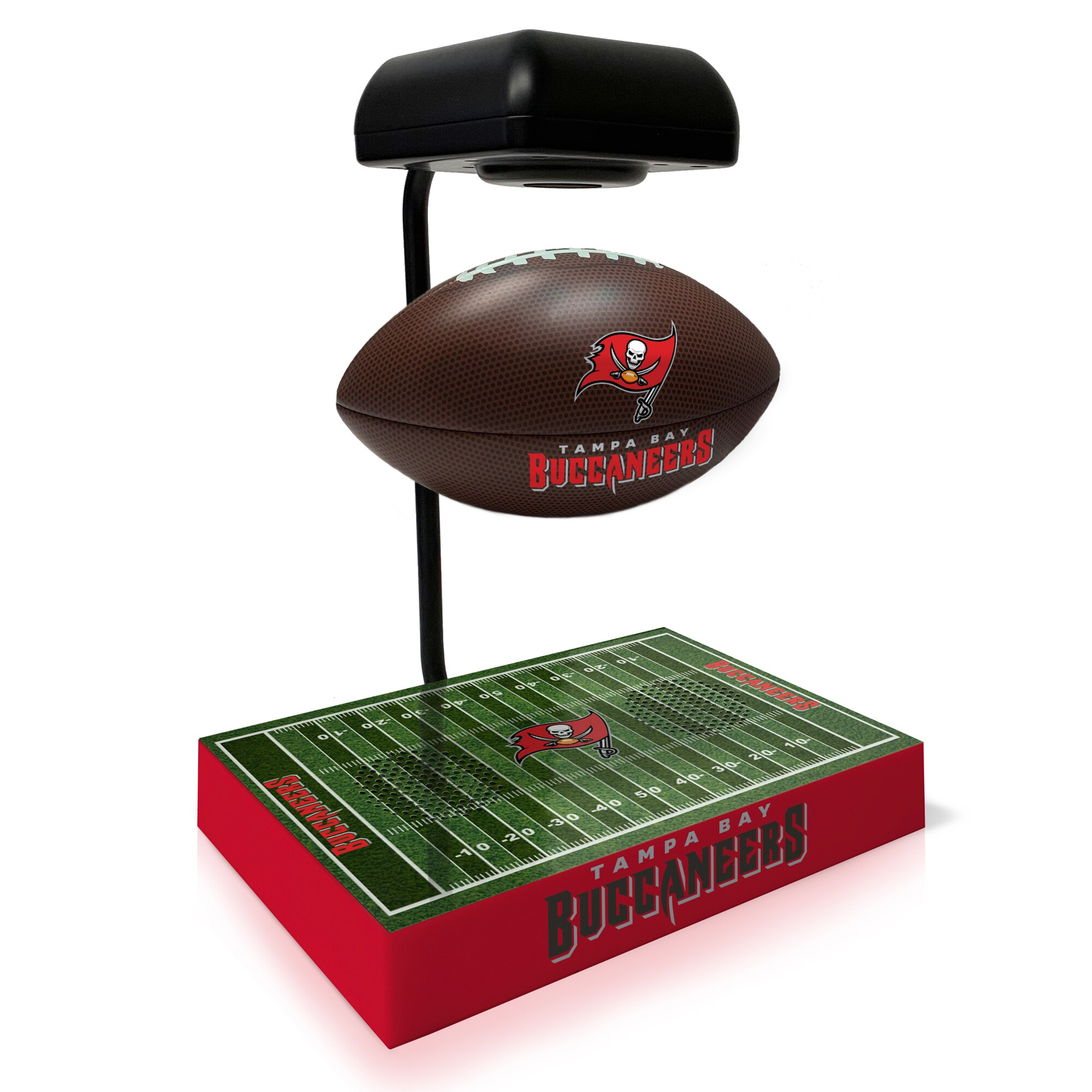 Tampa Bay Buccaneers Hover Football With Bluetooth Speaker