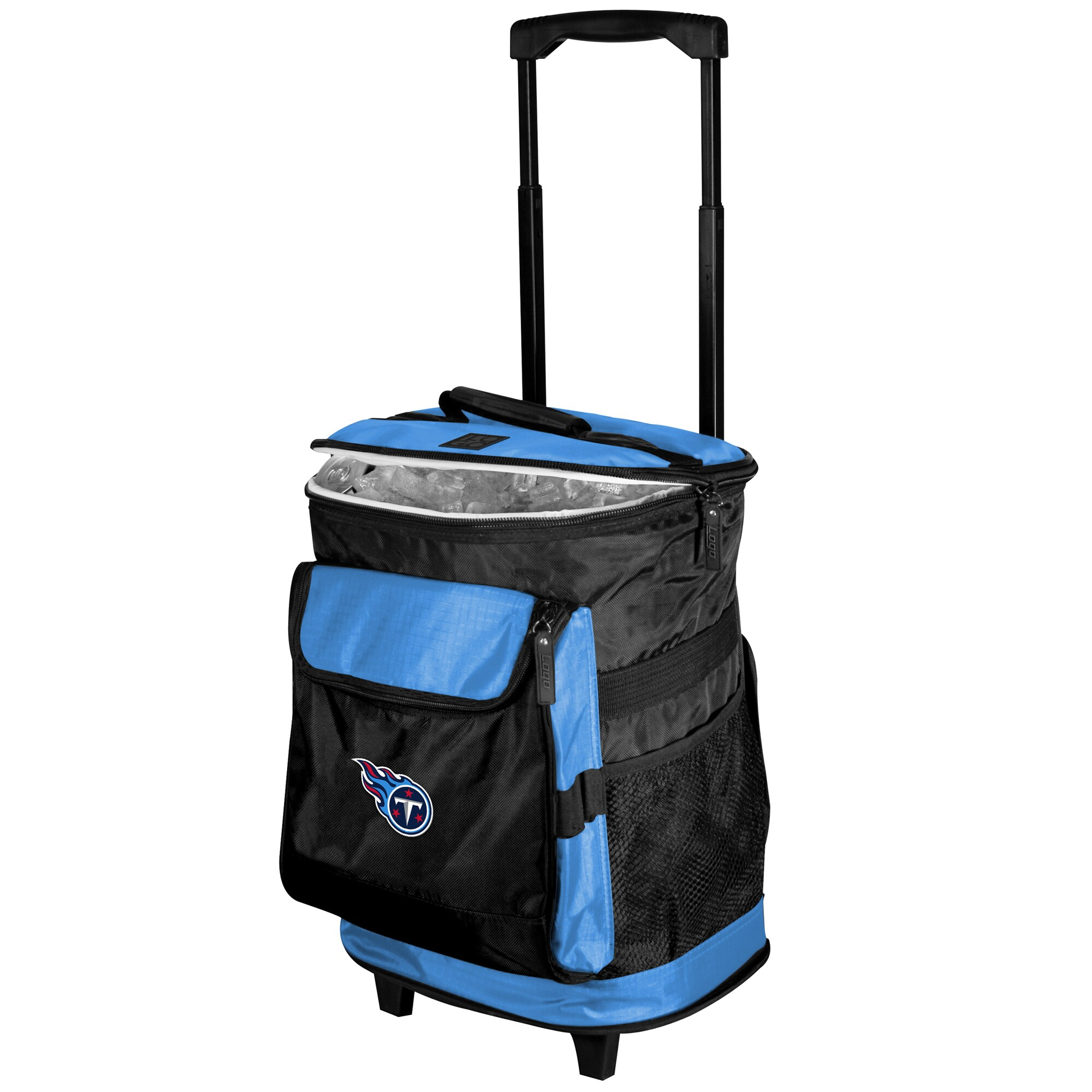 Tennessee Titans 48-Can Rolling Cooler