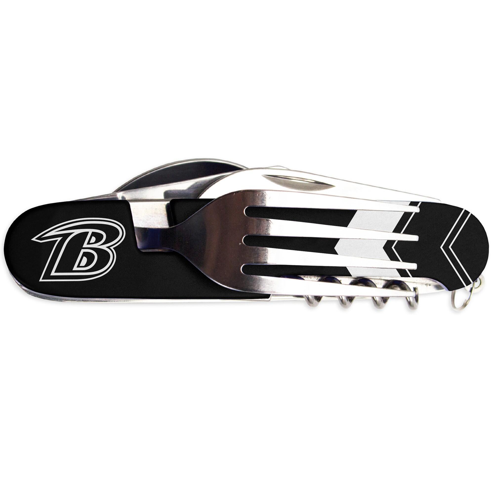 Baltimore Ravens Utensil Multi-Tool - Black