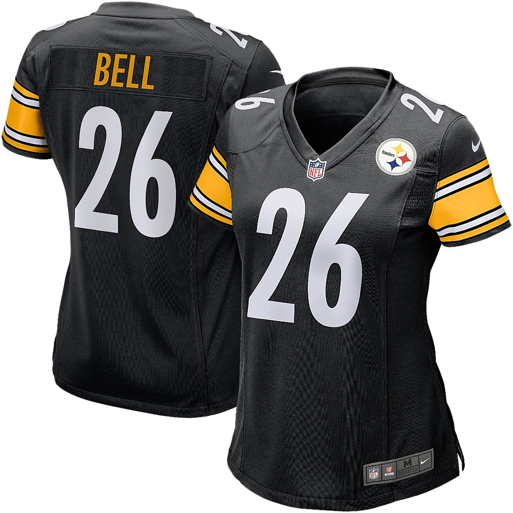 Le'Veon Bell Pittsburgh Steelers Nike Women's Game Jersey - Black
