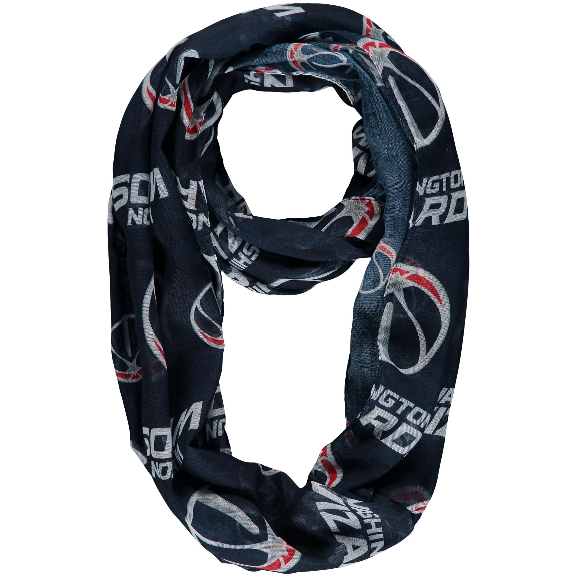 Washington Wizards Team Logo Infinity Scarf
