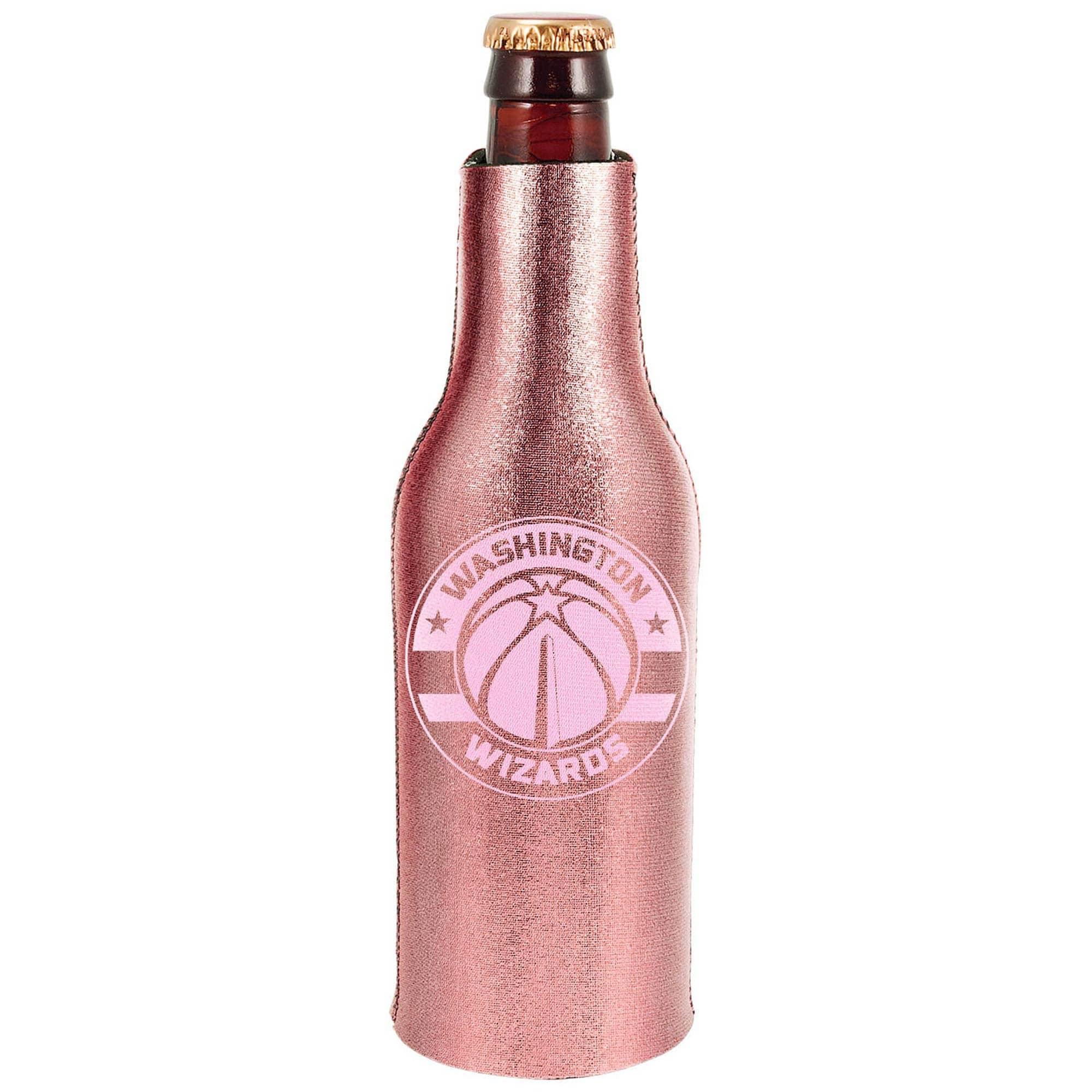 Washington Wizards 12oz. Rose Gold Bottle Cooler
