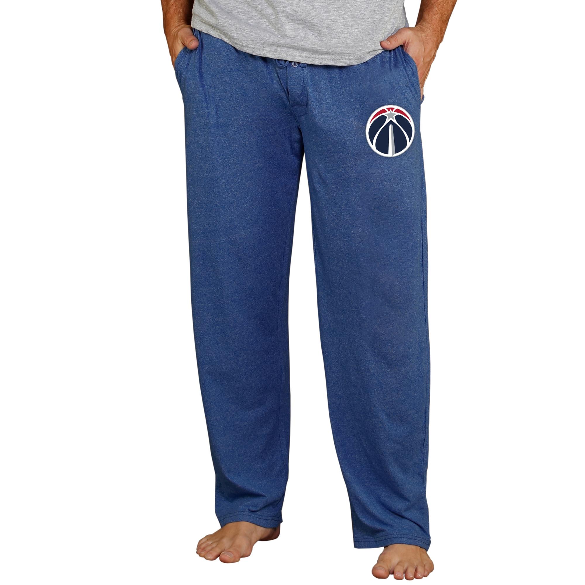 Washington Wizards Concepts Sport Quest Knit Lounge Pants - Navy