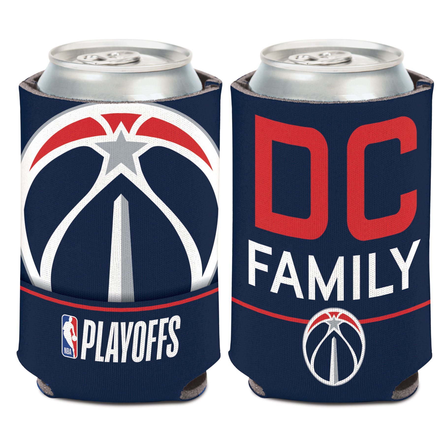 Washington Wizards WinCraft 2018 NBA Playoffs Slogan 12oz. Can Cooler