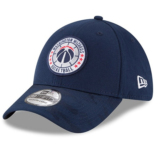 Washington Wizards New Era 2018 Tip Off Series 39THIRTY Flex Hat - Navy
