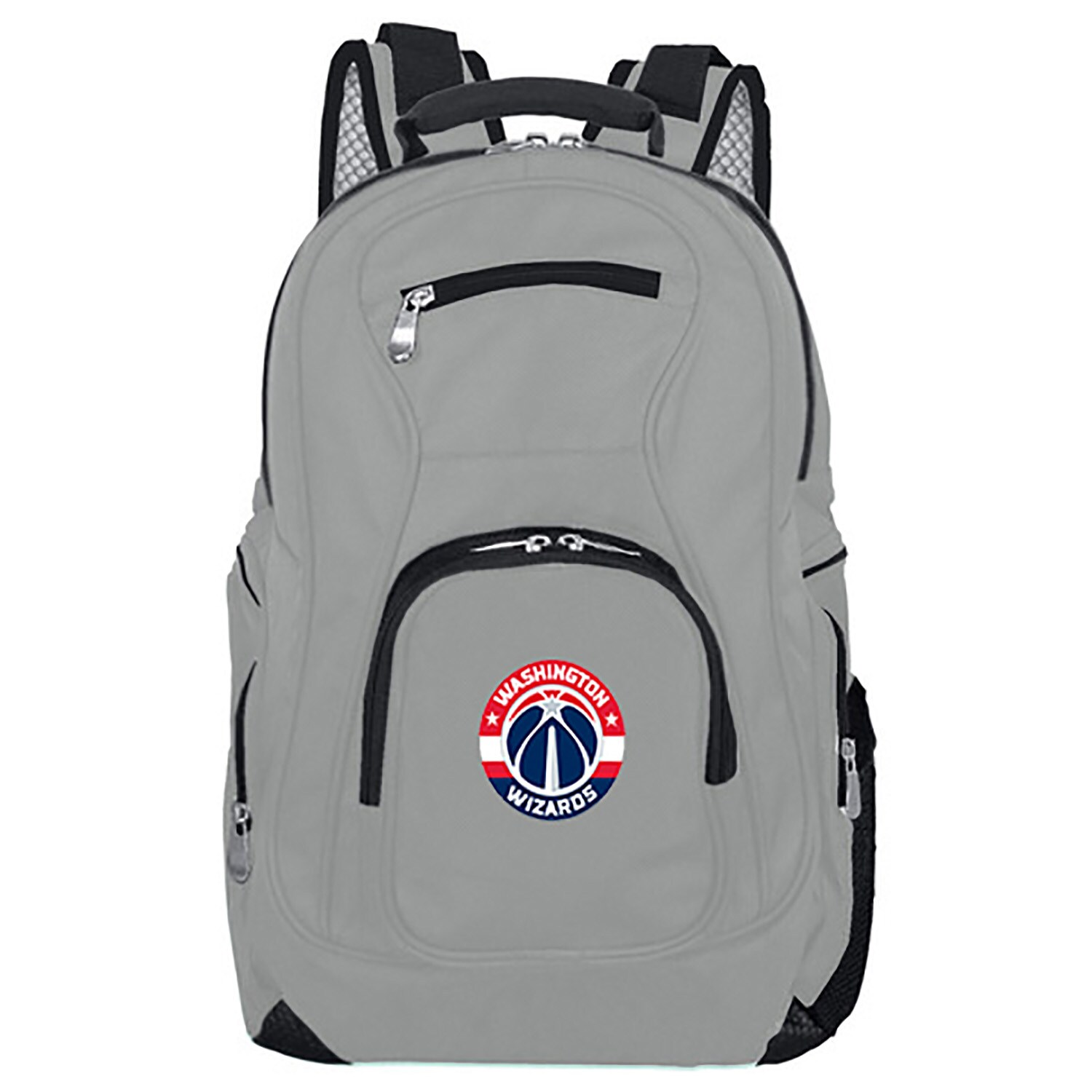Washington Wizards Backpack Laptop - Gray
