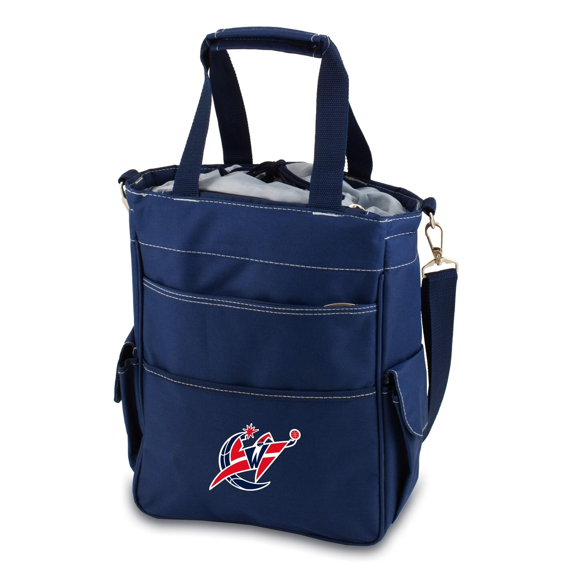 Washington Wizards Activo Waterproof Tote Bag - Navy Blue