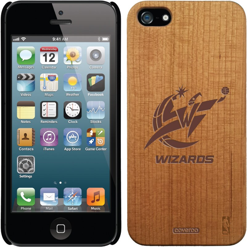 Washington Wizards Wooden iPhone 5 Primary Case