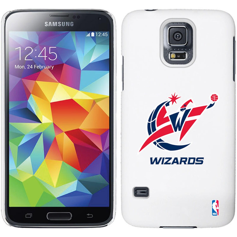 Washington Wizards Galaxy S5 Primary Logo Thinshield Case - White