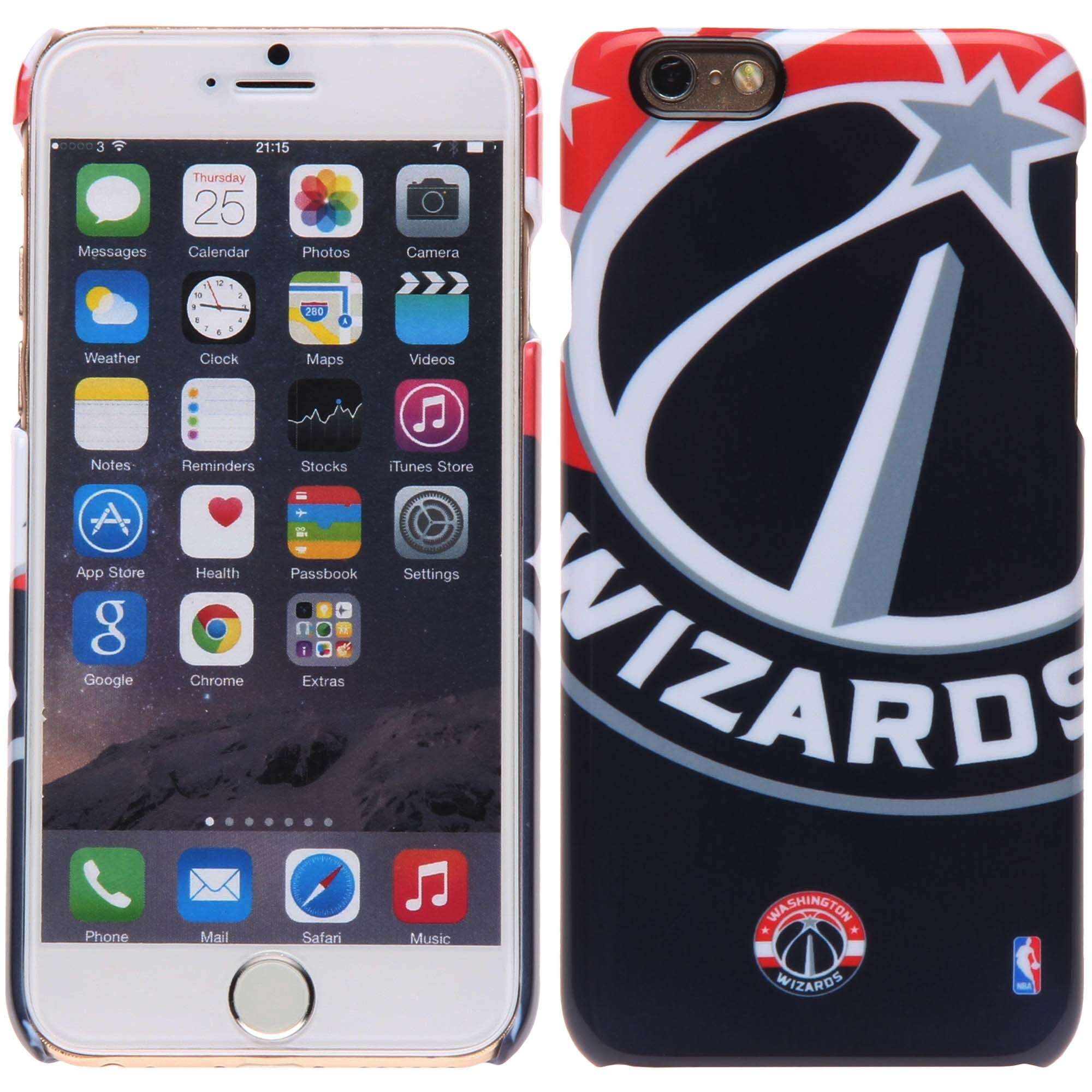 Washington Wizards iPhone 6 XXL Graphic Cell Phone Case